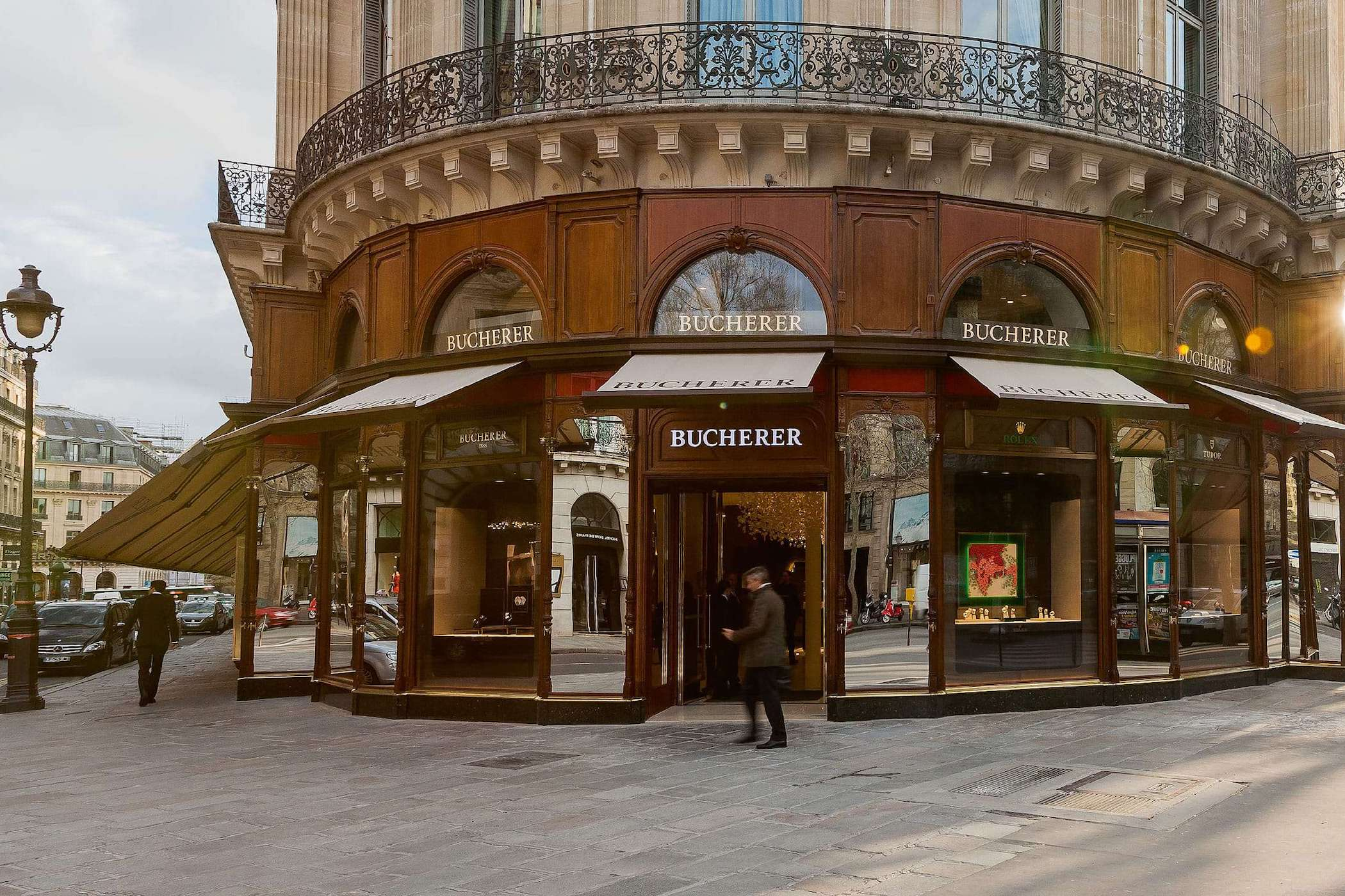 Bucherer announces acquisition of tourneau LLC