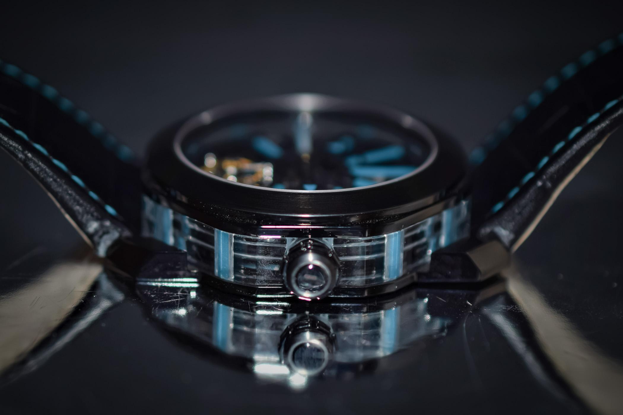 Bulgari Octo Tourbillon Sapphire black-DLC steel - 2018