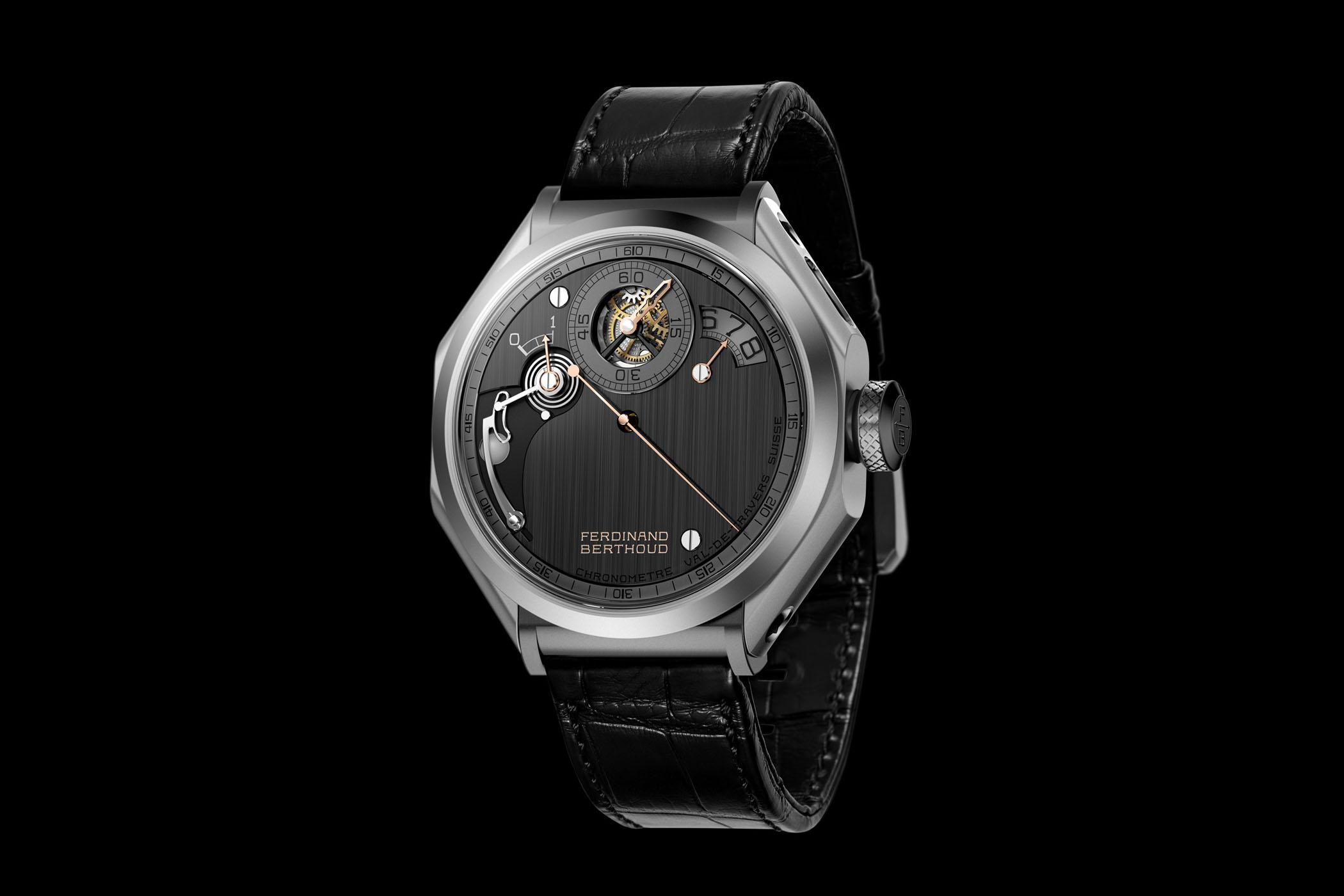 Chronometre Ferdinand Berthoud FB 1R.6-1 - SIHH 2018