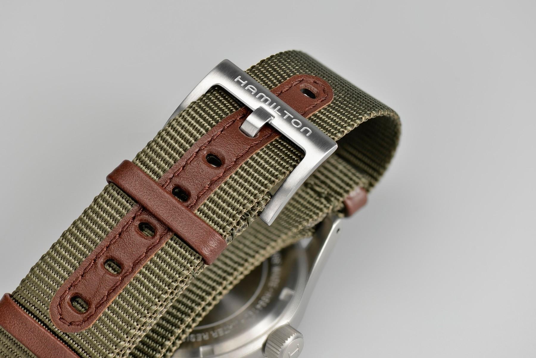 Hamilton Khaki Field Mechanical 38 mm - value proposition