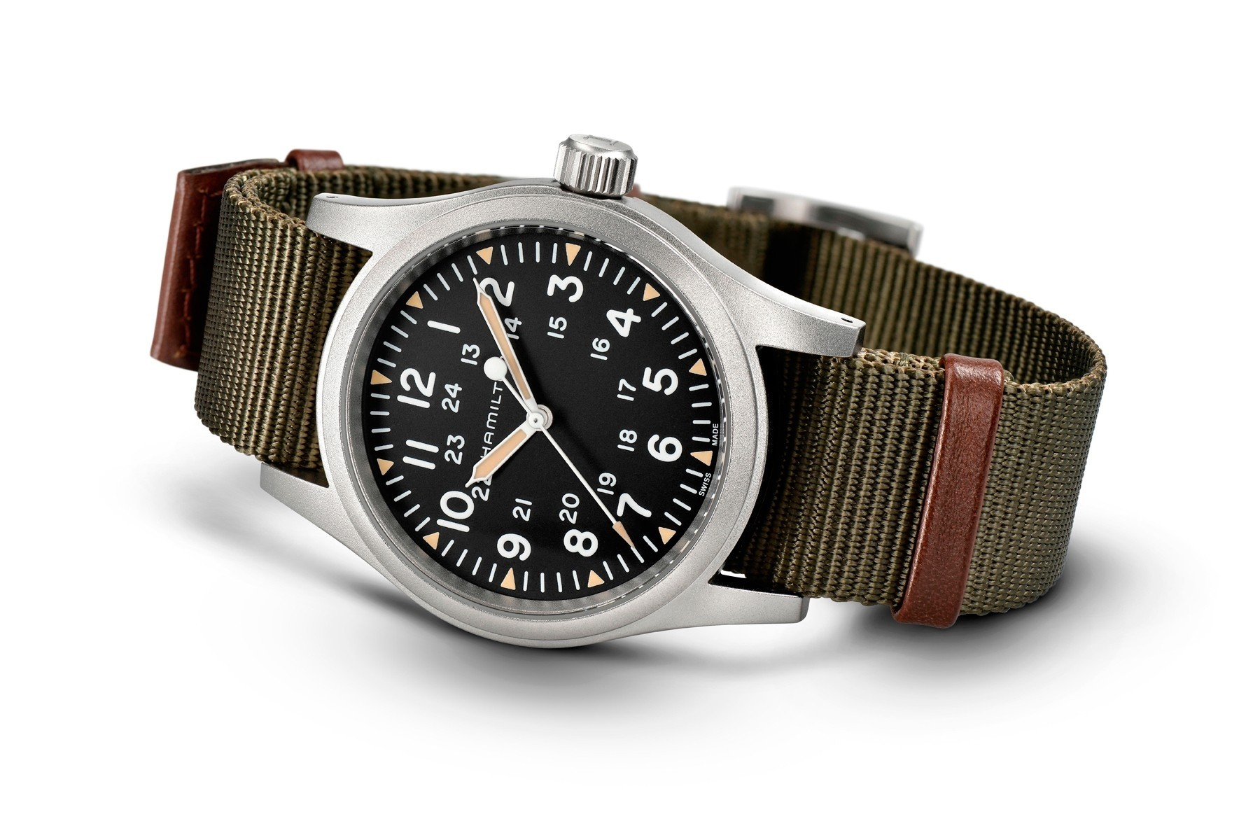 Hamilton Khaki Field Mechanical 38 mm - value proposition