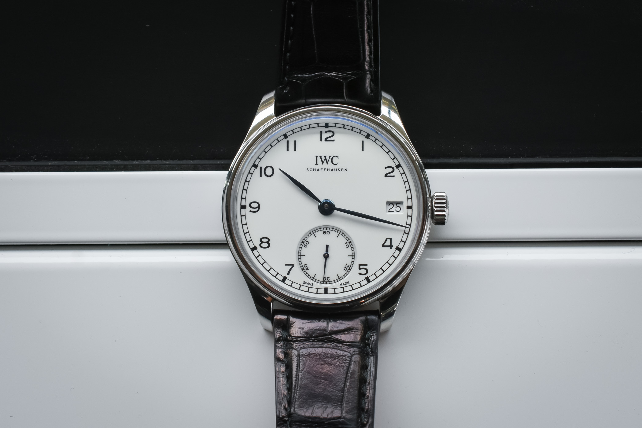 IWC Portugieser Hand-Wound Eight Days Edition 150 Years Ref. 5102 - SIHH 2018