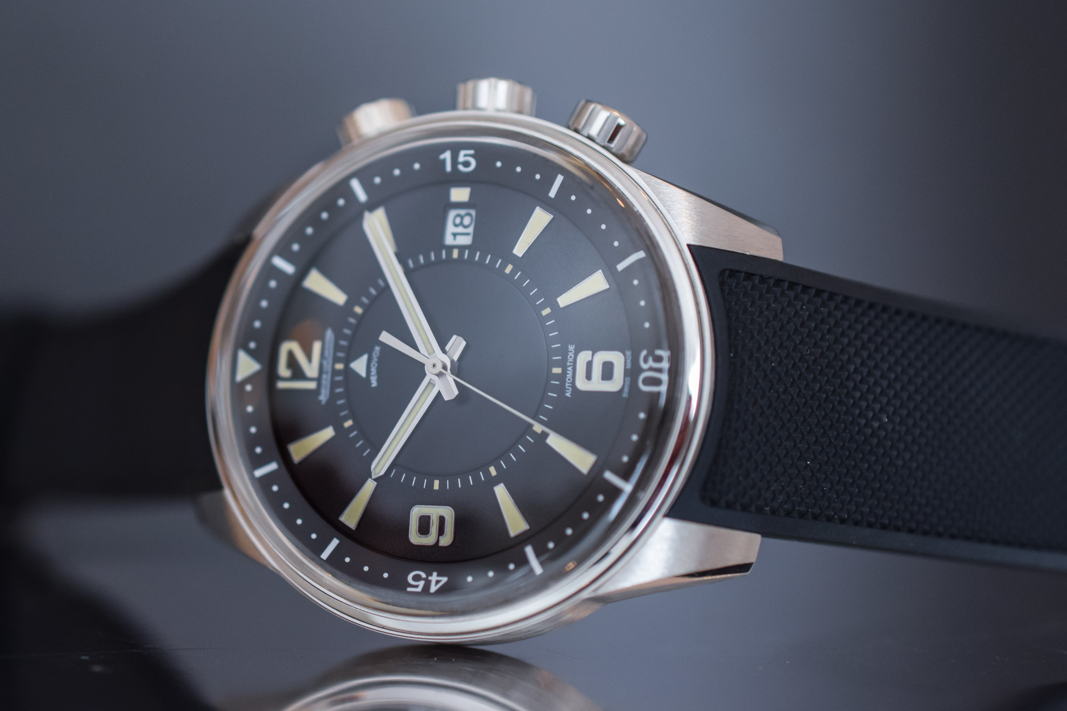 Jaeger-LeCoultre Polaris 2018 collection