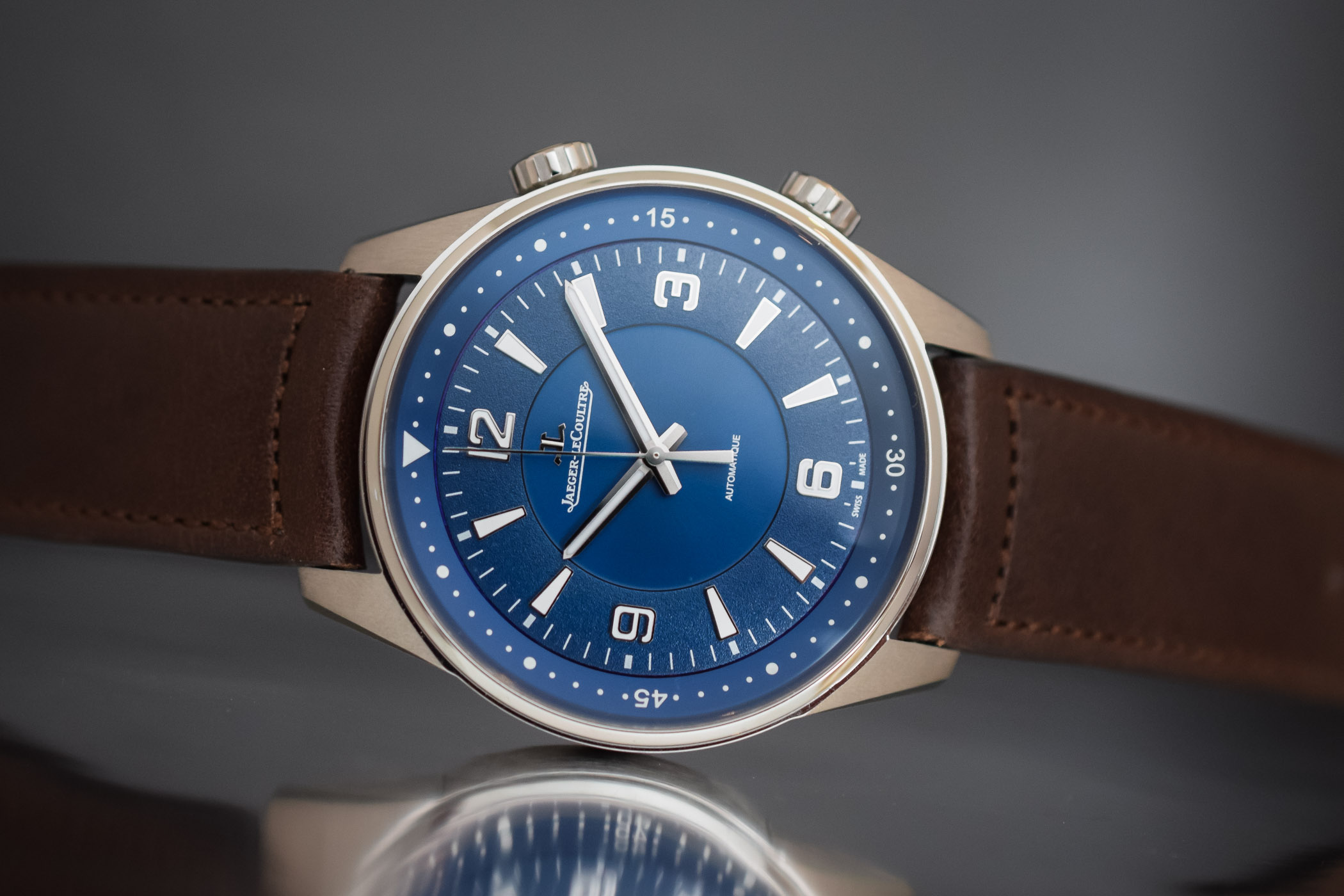 Jaeger-LeCoultre Polaris Automatic 2018 blue
