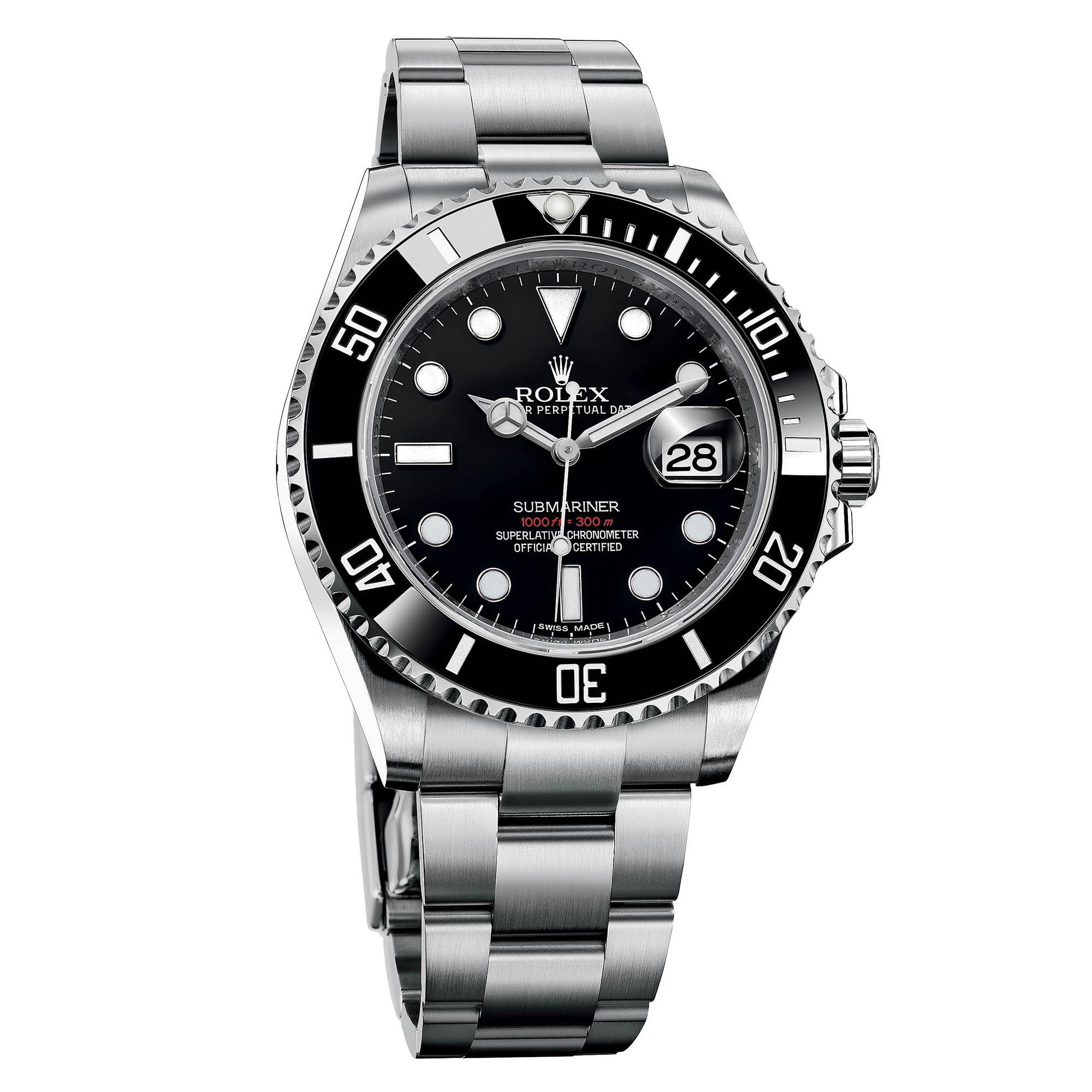 Rolex Submariner 126610LN Oyster steel bracelet calibre 3235 - Rolex Baselworld 2018 - Rolex Predictions 2018