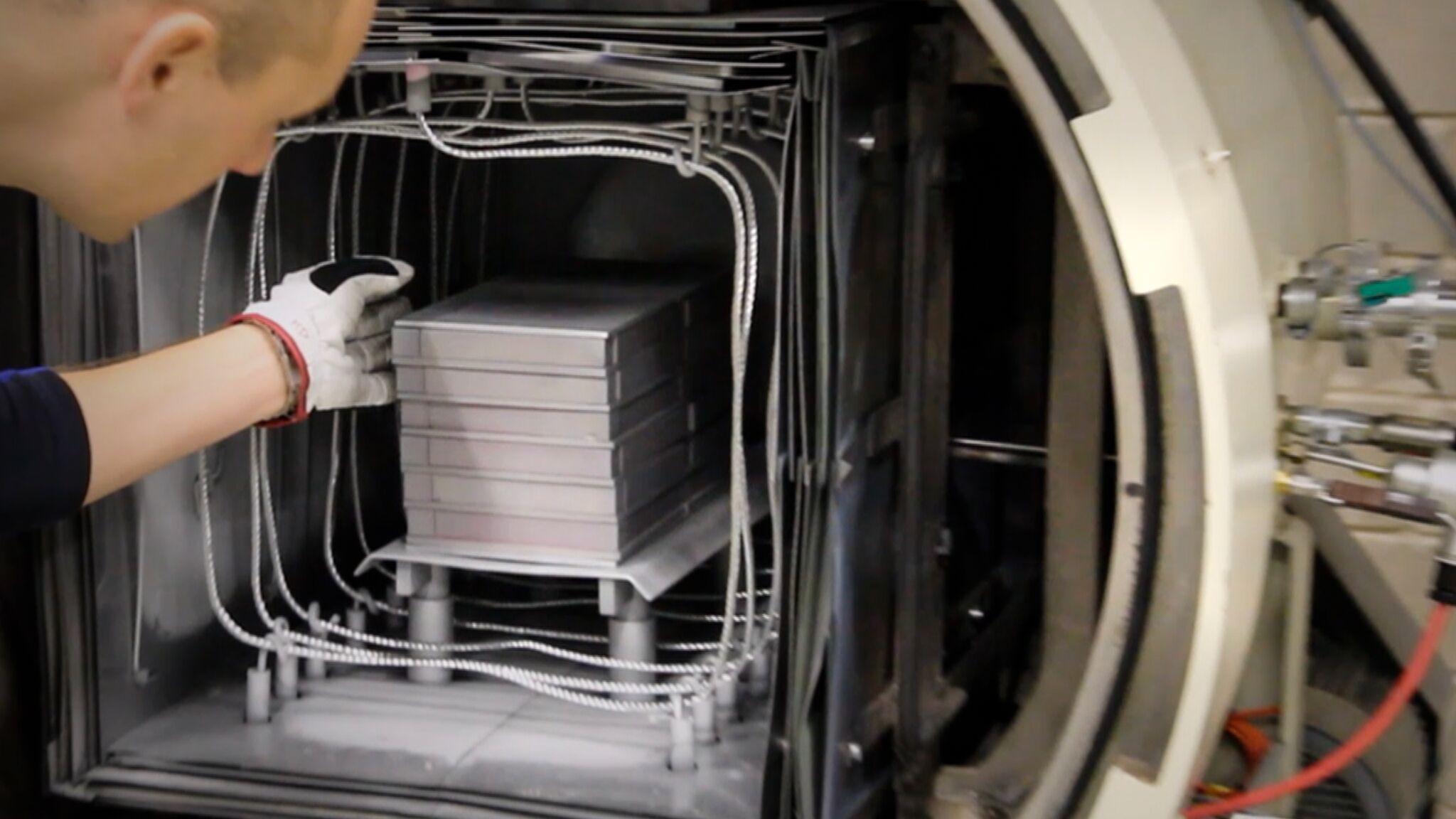 Schaffen A65 kickstarter 3D Printed rotor