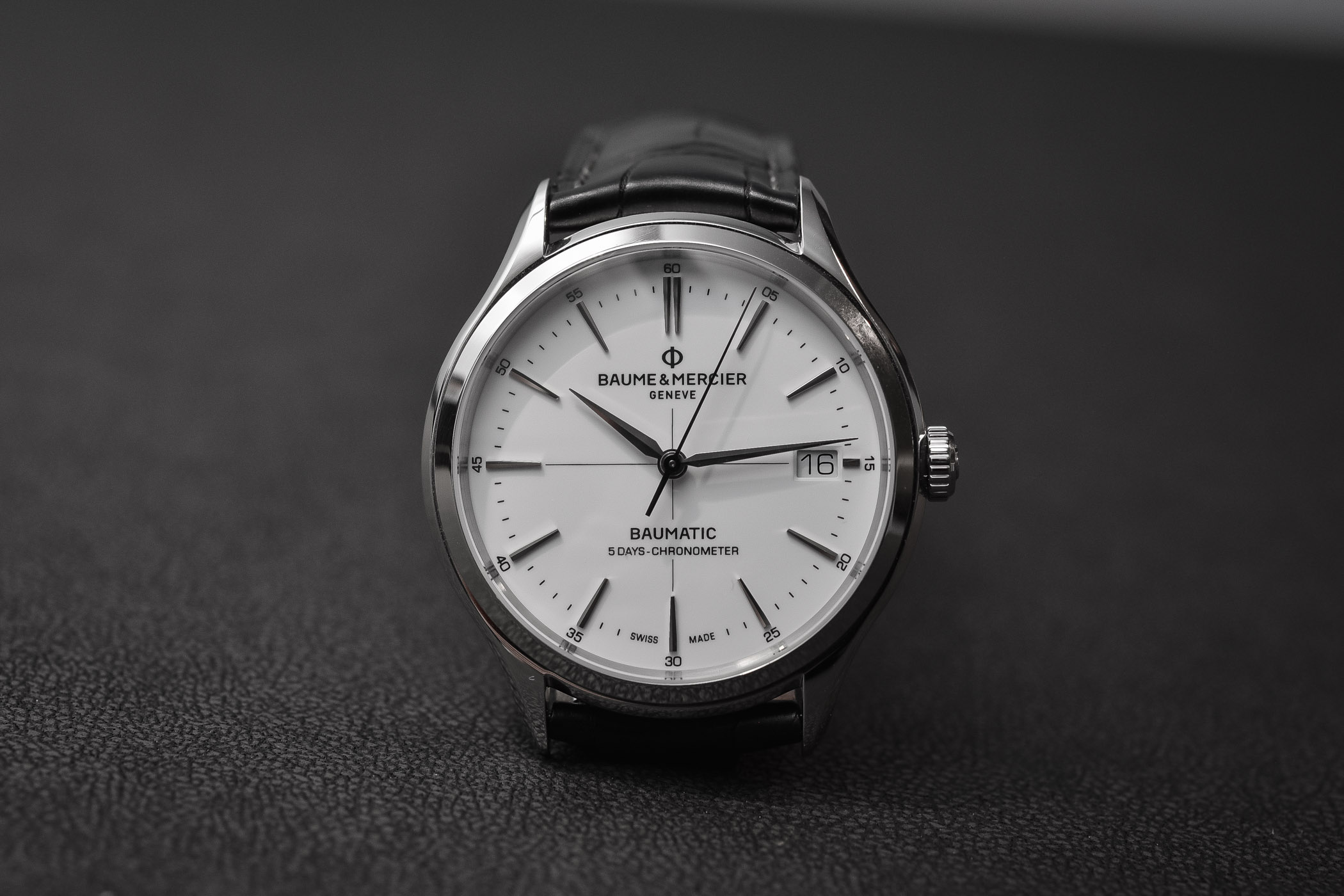 Baume Mercier Clifton Baumatic Chronometer - SIHH 2018