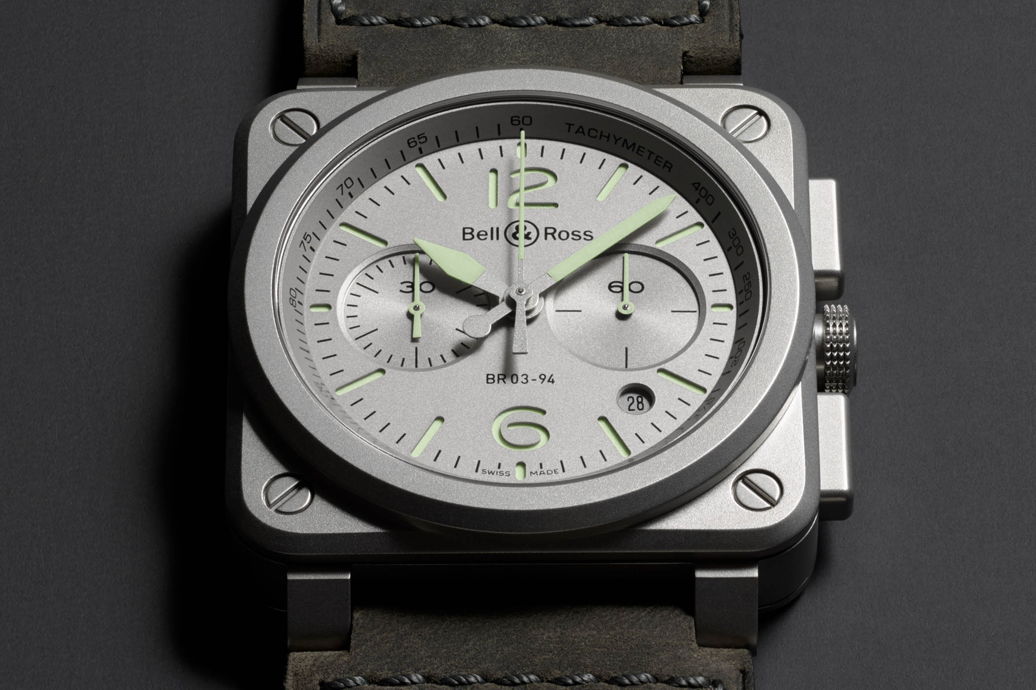 Bell and Ross BR03-94 Horolum - Pre-Baselworld 2018
