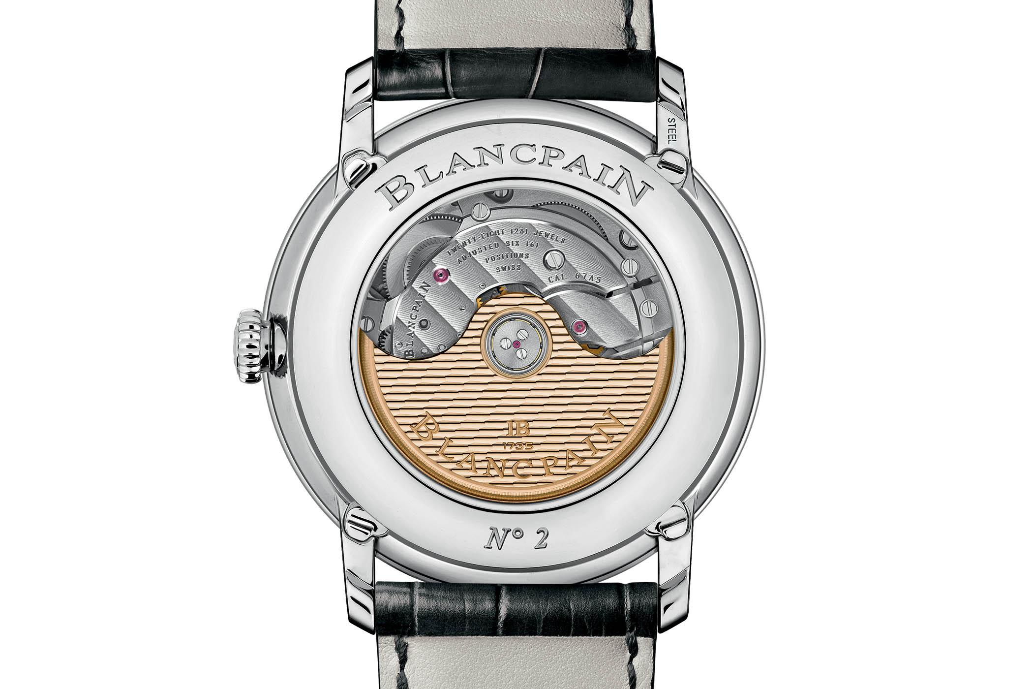 Blancpain Villeret Quantieme Complet GMT - Pre-Baselworld 2018