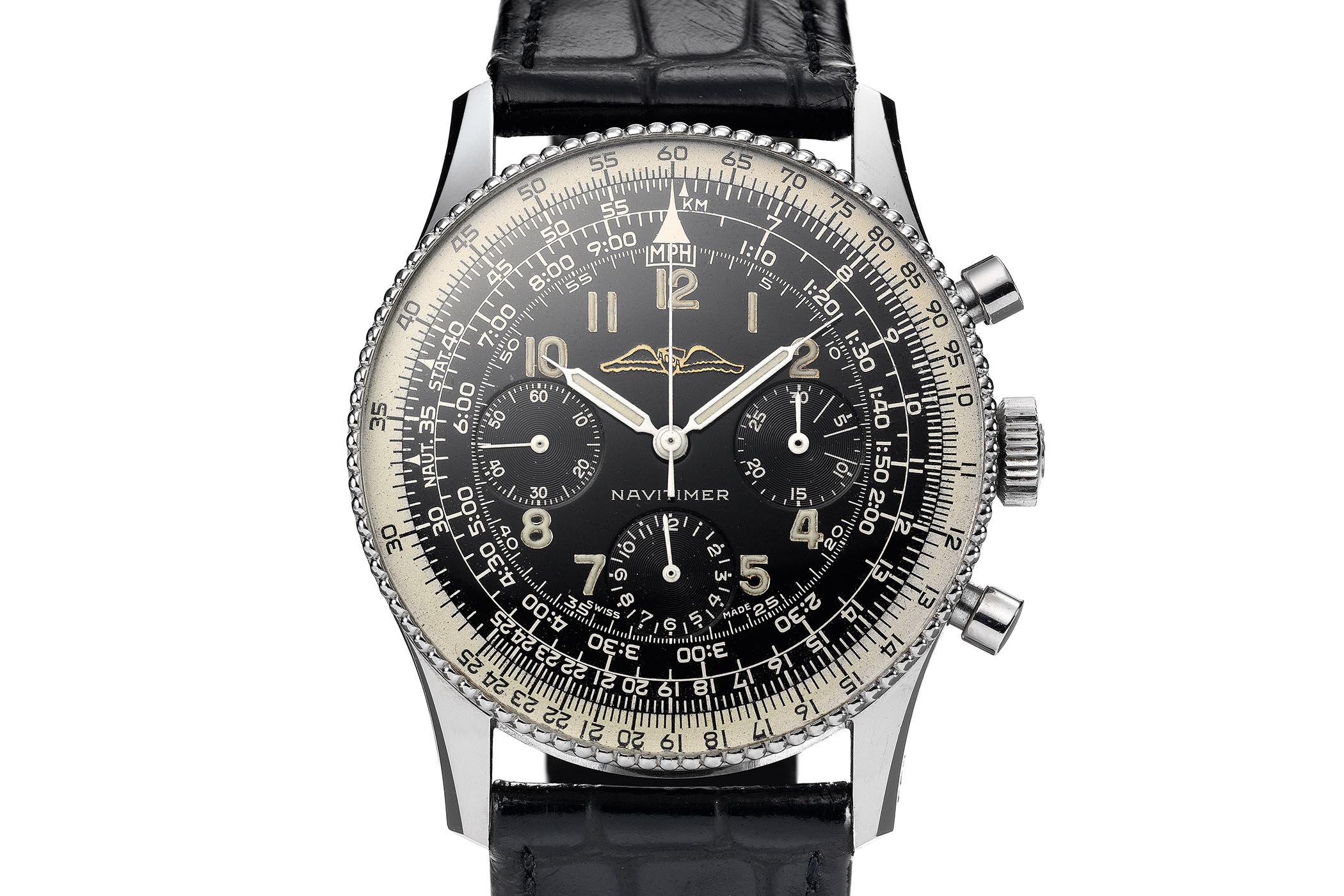 Breitling Navitimer 1952 first generation 806