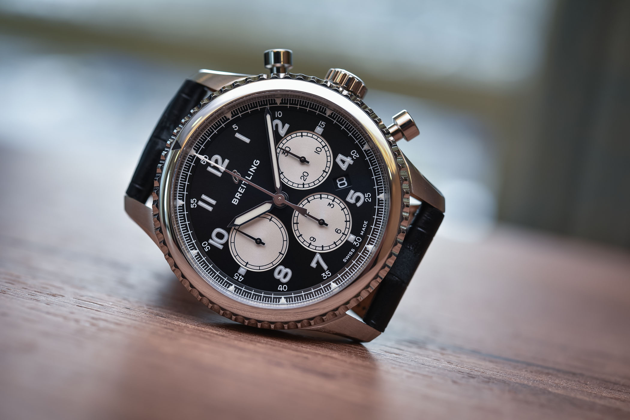 Review Breitling Navitimer 8 B01 Inc Historical Strategical