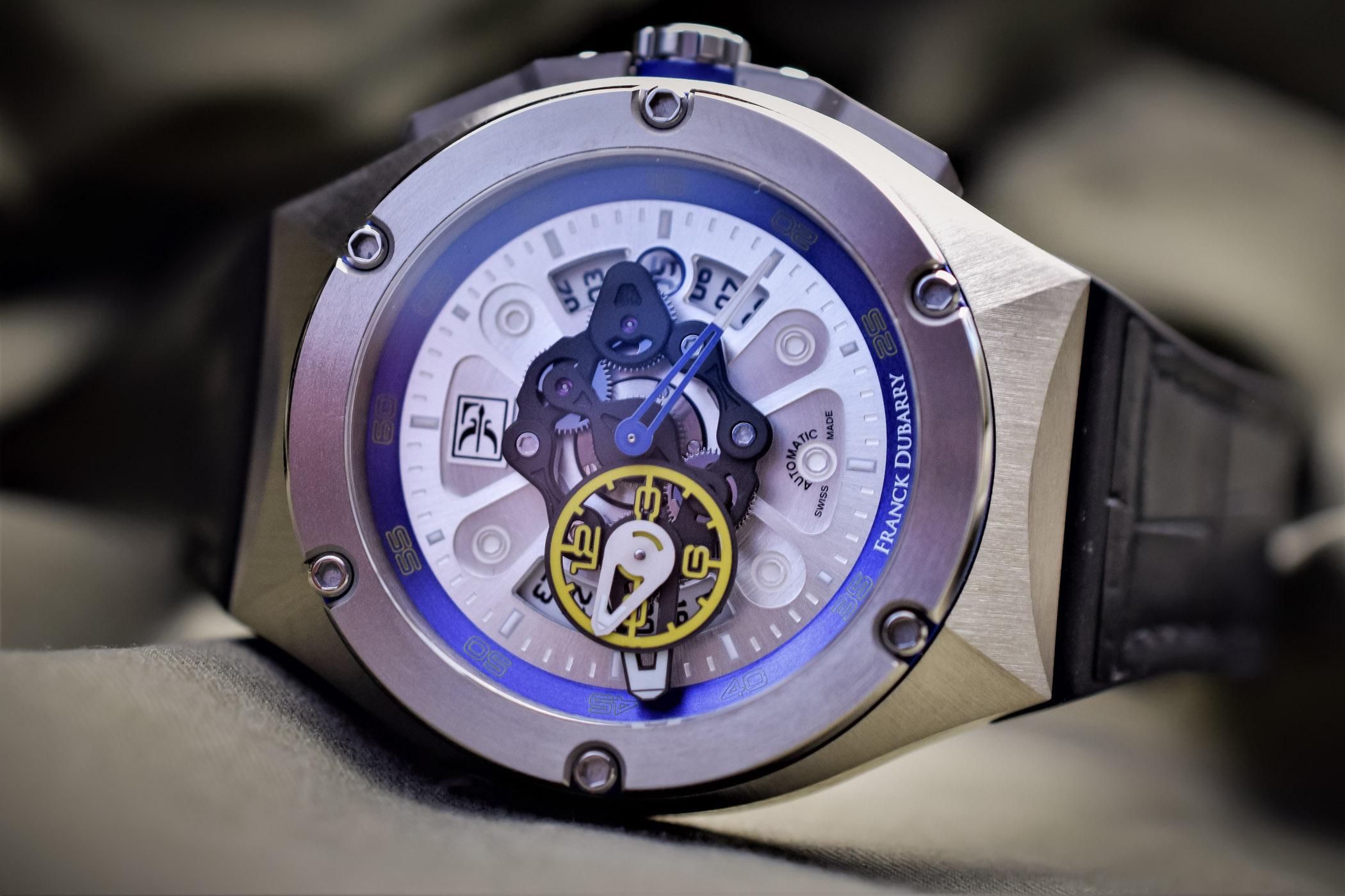 Franck Dubarry Crazy Wheel