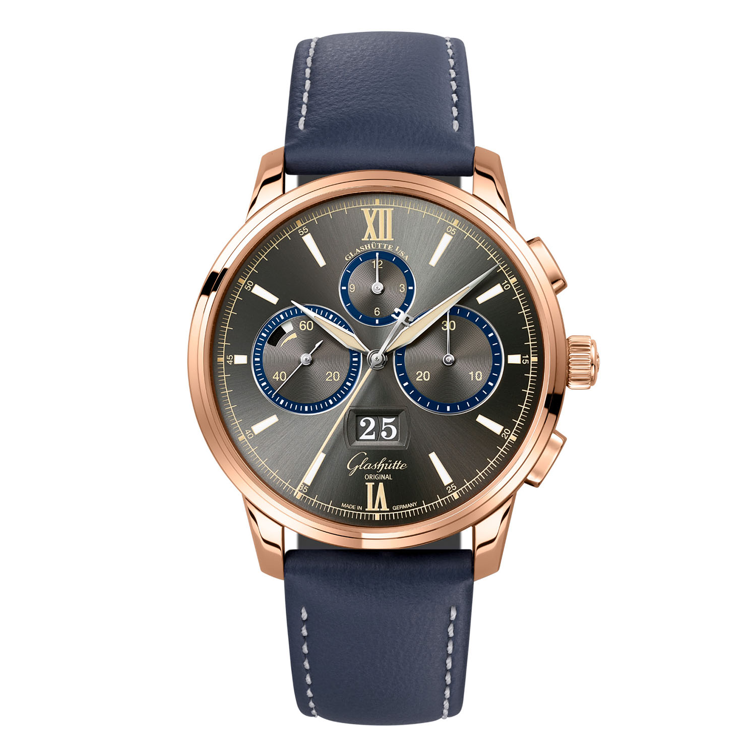 Glashutte Original Senator Chronograph The Capital Edition