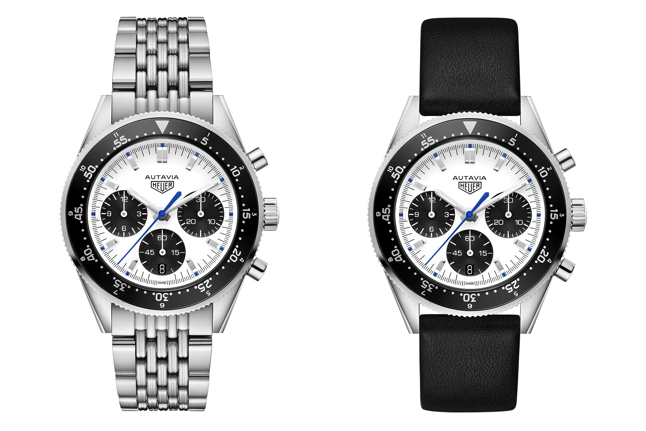 Heuer Autavia Jo Siffert Collector's Edition by Calibre 11 - 9
