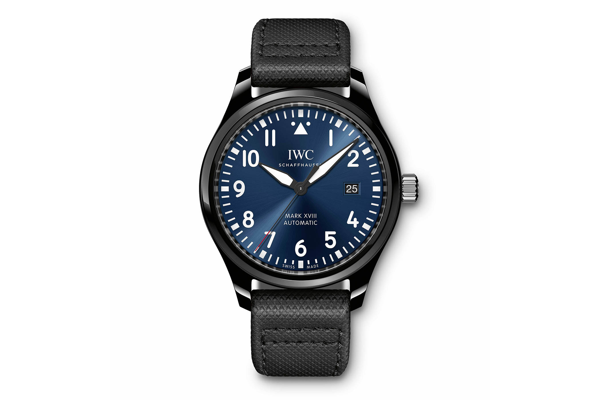 IWC Pilot's Watch Mark XVIII Edition Laureus Sport
