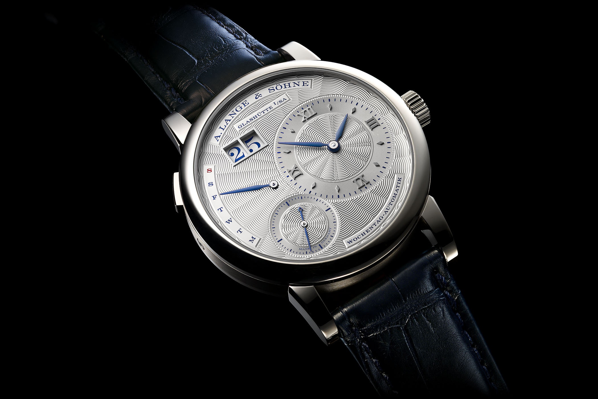 Lange Sohne Lange 1 Daymatic Tokyo Boutique Birthday Edition