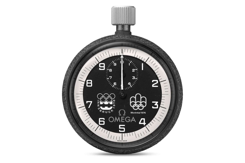Omega vintage stopwatch 1970s
