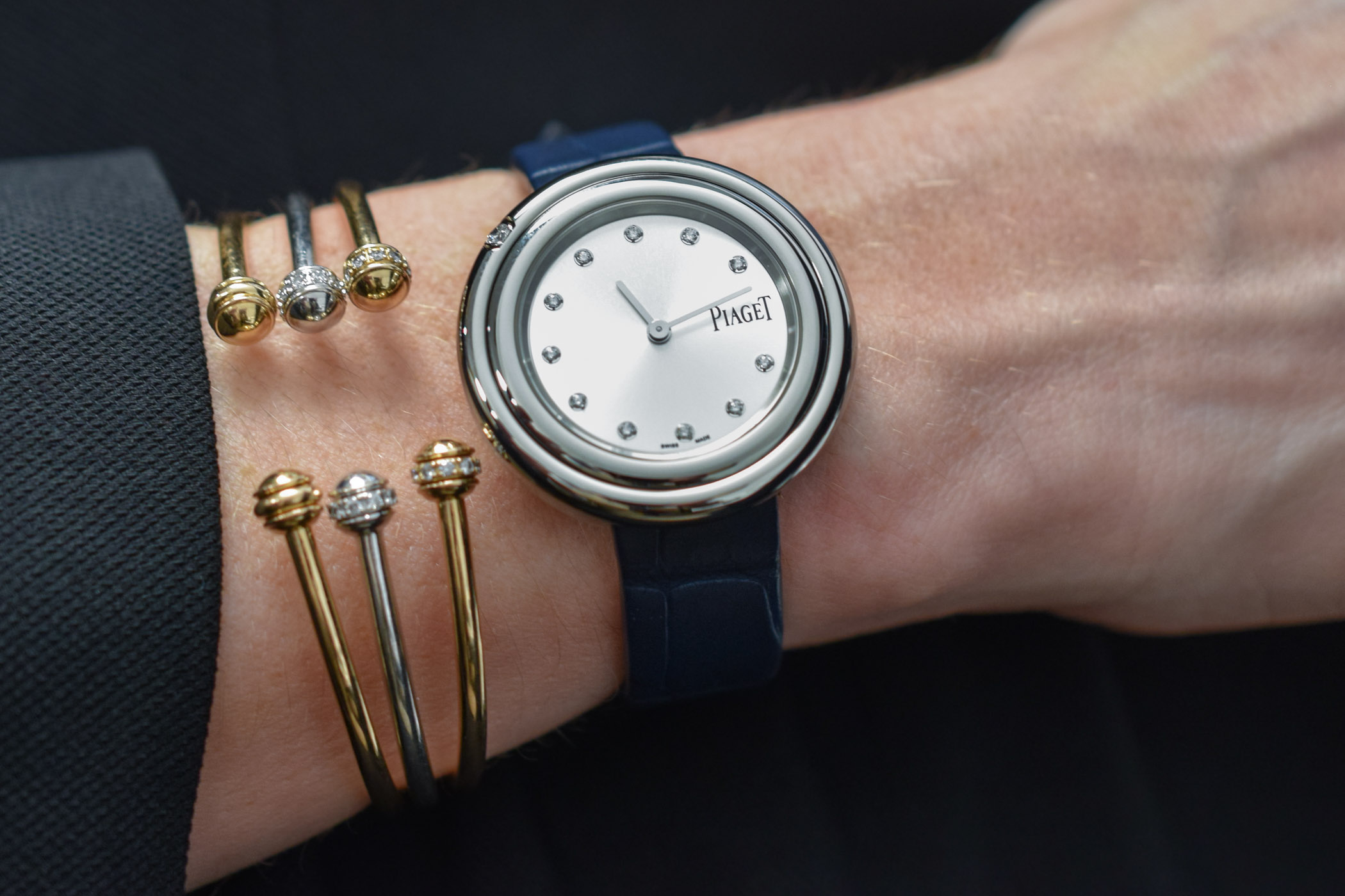 Hands On Piaget Possession 2018 Collection Ladies