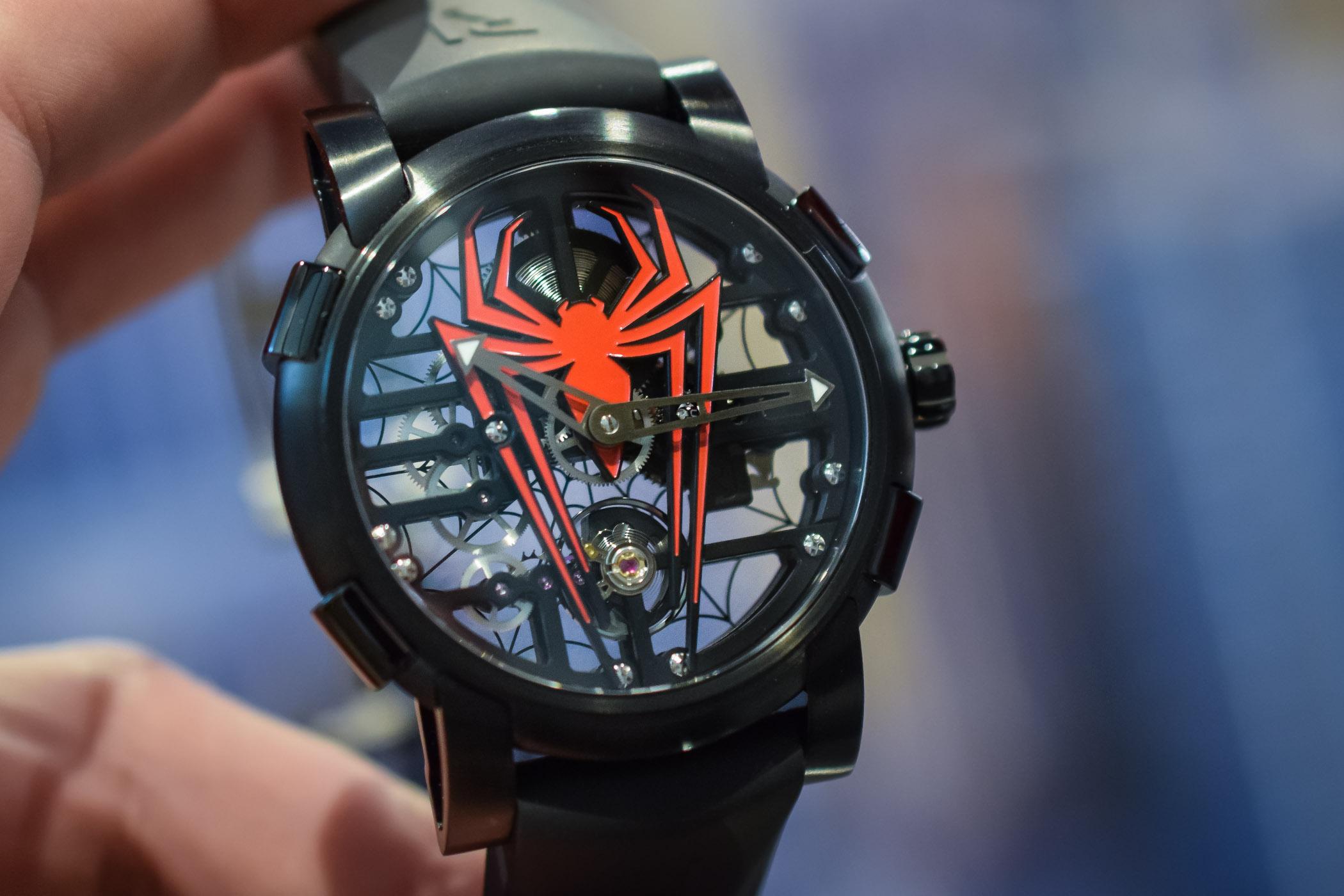 RJ Romain Jerome - RJ x Spider-Man - 6