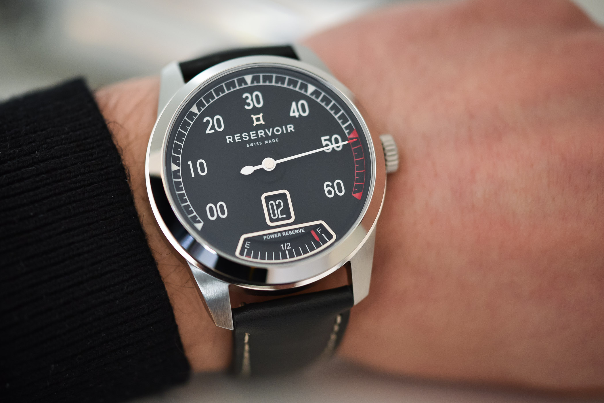 Reservoir Supercharged Sport Watch Review