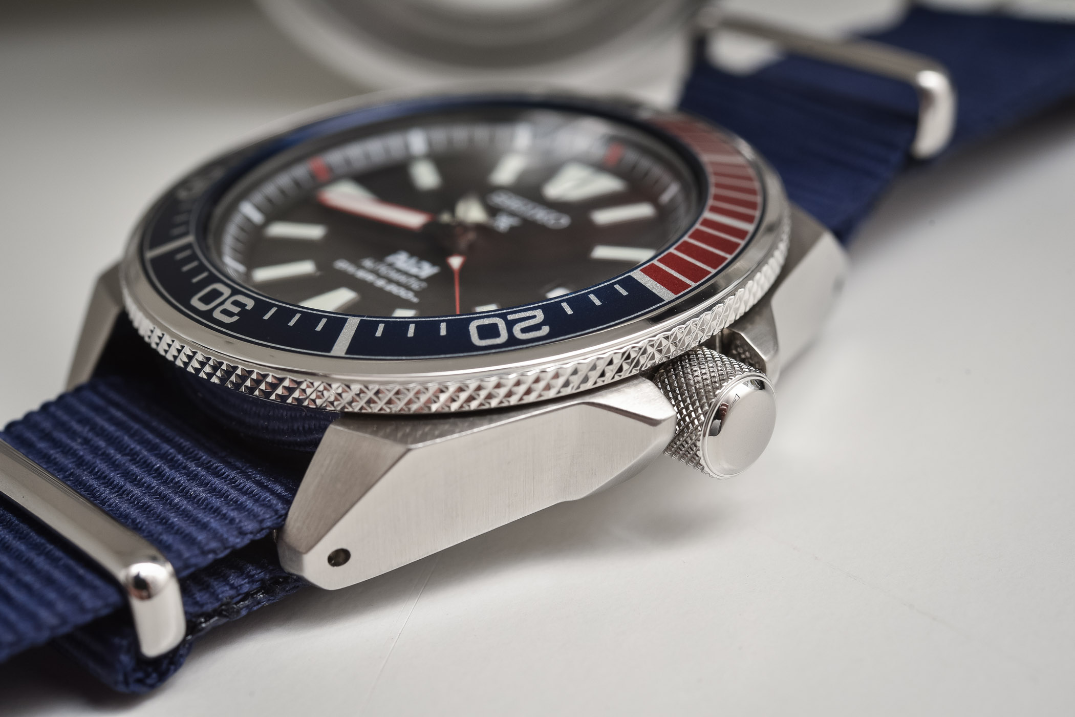 Seiko Prospex Automatic Diver Padi Samurai SRPB99J1 - Review (Specs ... eae77a7016