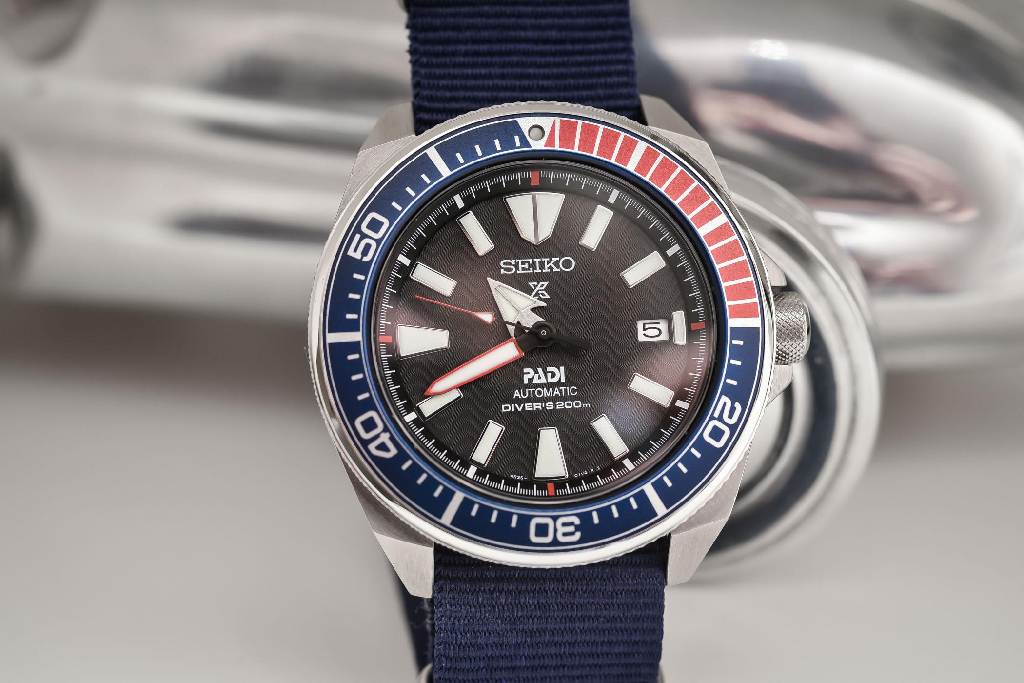 Seiko Prospex Automatic Diver Padi Samurai SRPB99J1 - 8 - Monochrome ... 1932058881
