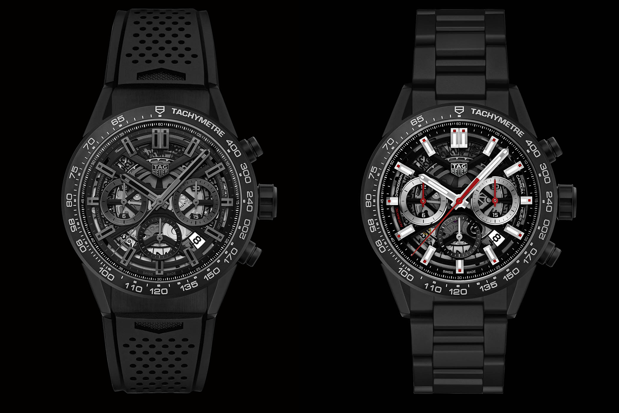 TAG Heuer Carrera Heuer 02 Manufacture 43mm