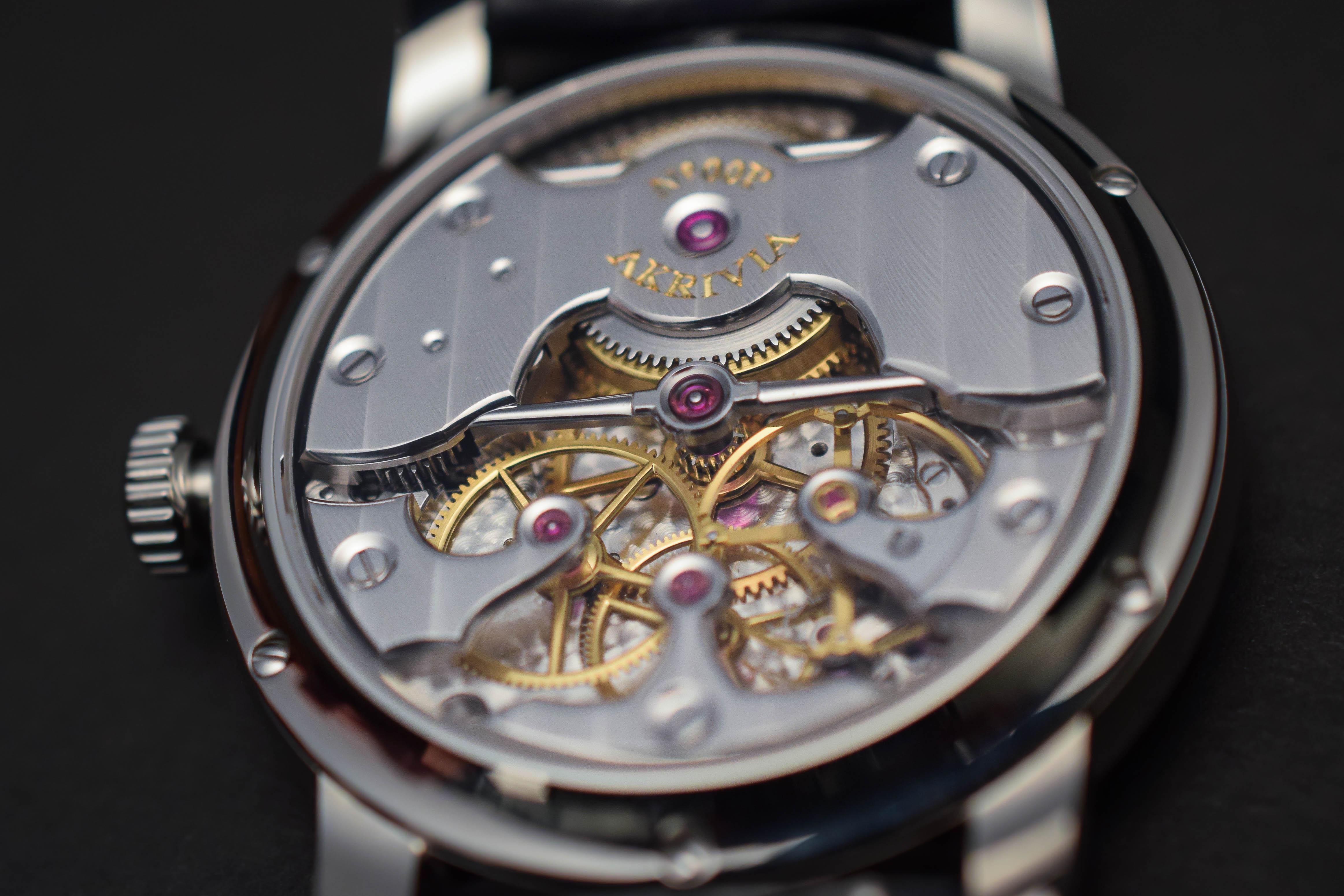 AkriviA Rexhep Rexhepi Chronometre Contemporain - 3