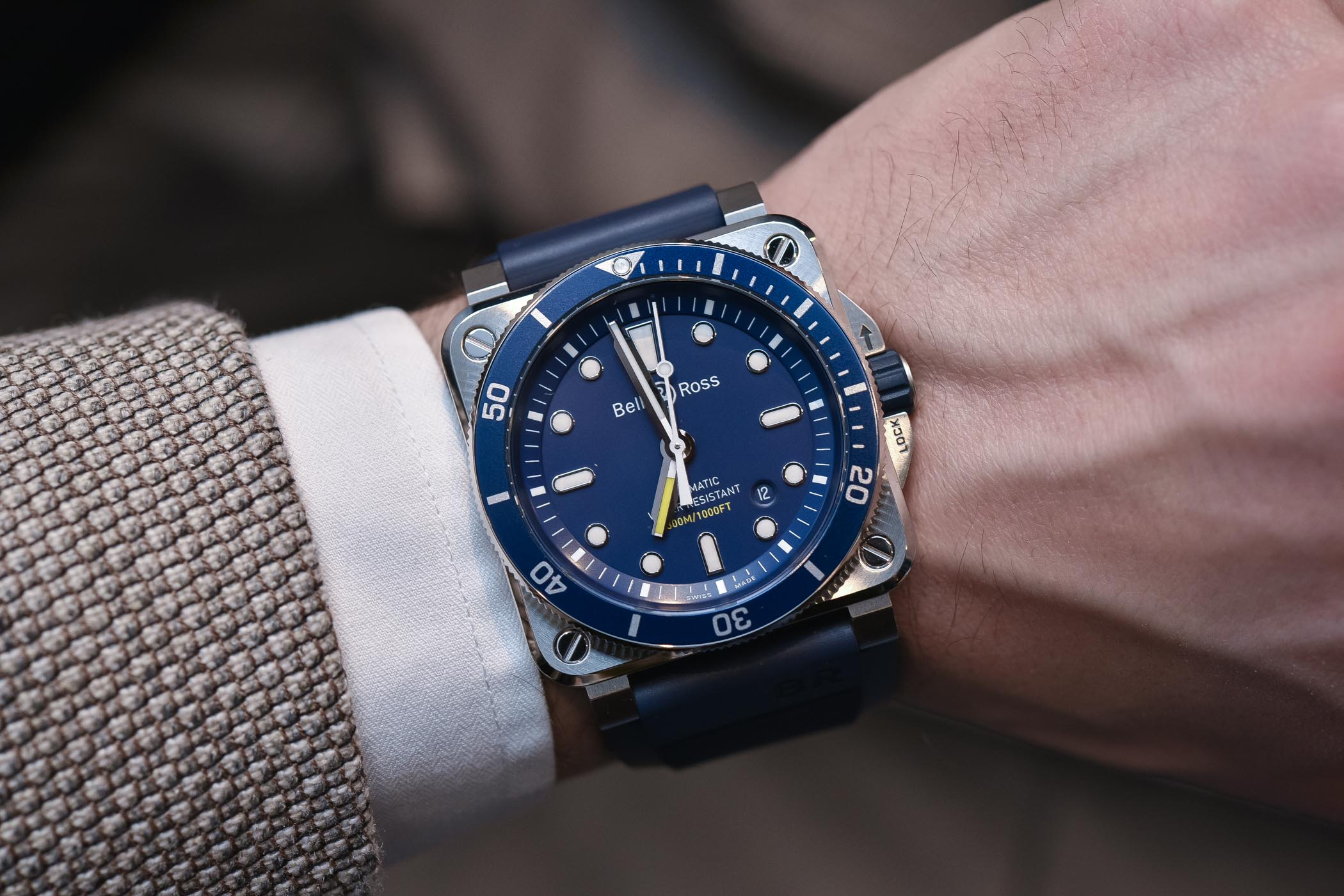 10 of the Best Dive Watches Introduced at Baselworld 2018 - Monochrome  Watches