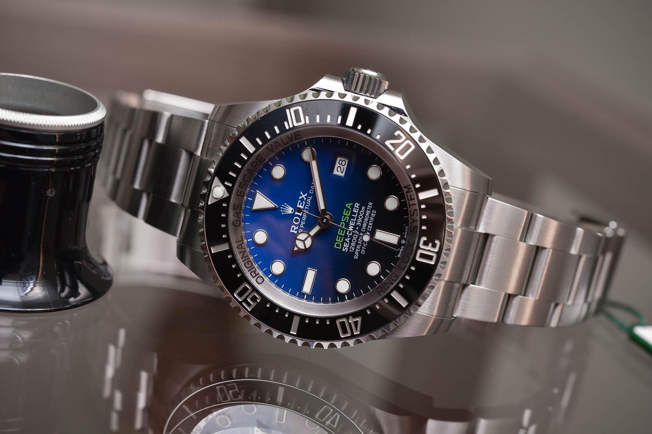 Best Dive Watches Baselworld 2018 - Rolex Deepsea 126660