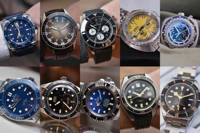 be3aaf333e1 10 of the Best Dive Watches Introduced at Baselworld 2018 - Monochrome  Watches