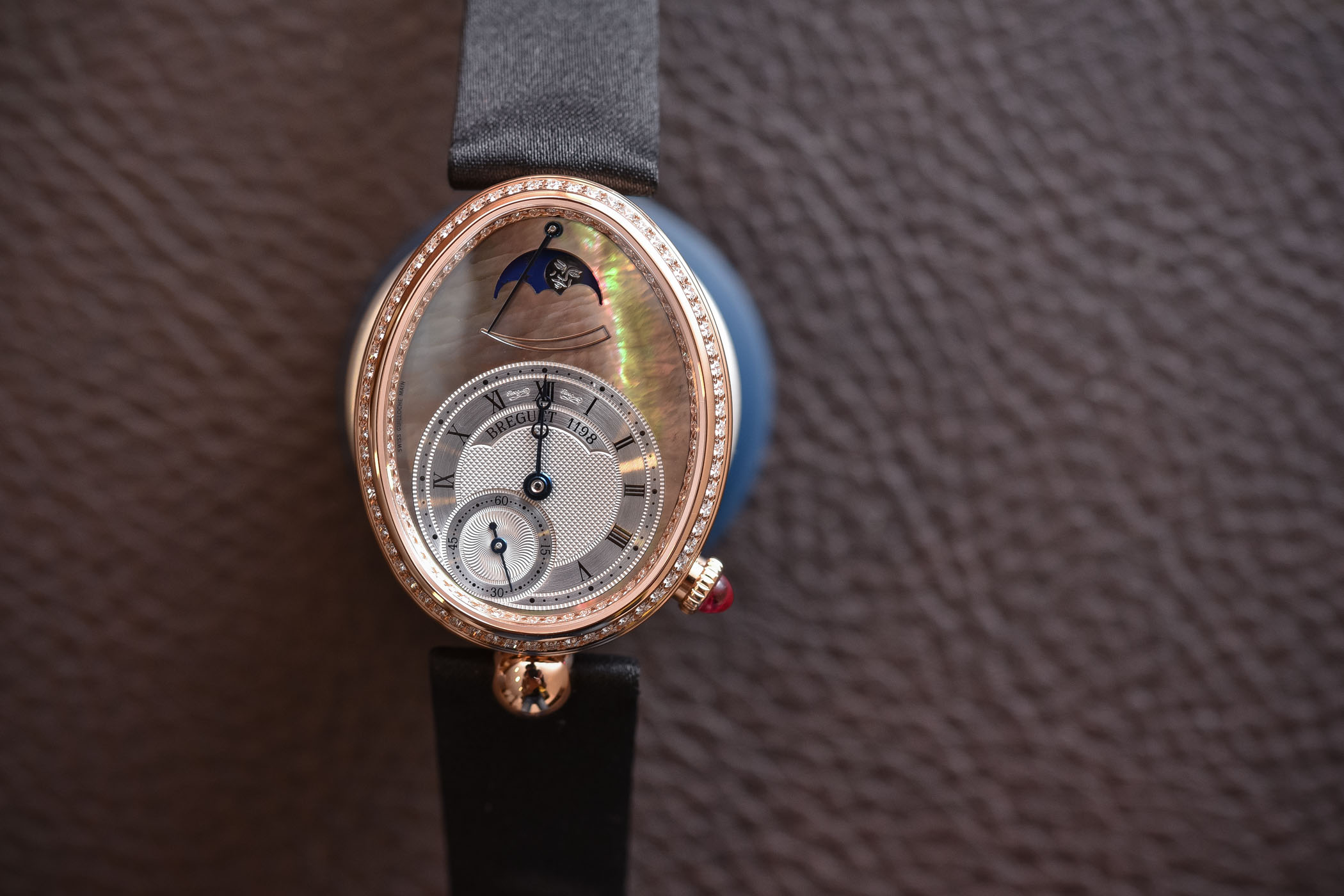 Breguet Reine de Naples Moon 8908BR Rose Gold - Baselworld 2018
