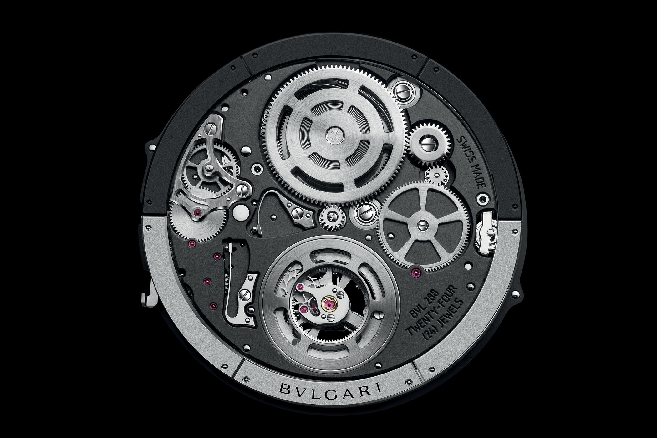 Bulgari Octo Finissimo Tourbillon Automatic - World's Thinnest Automatic Watch and Tourbillon - Baselworld 2018