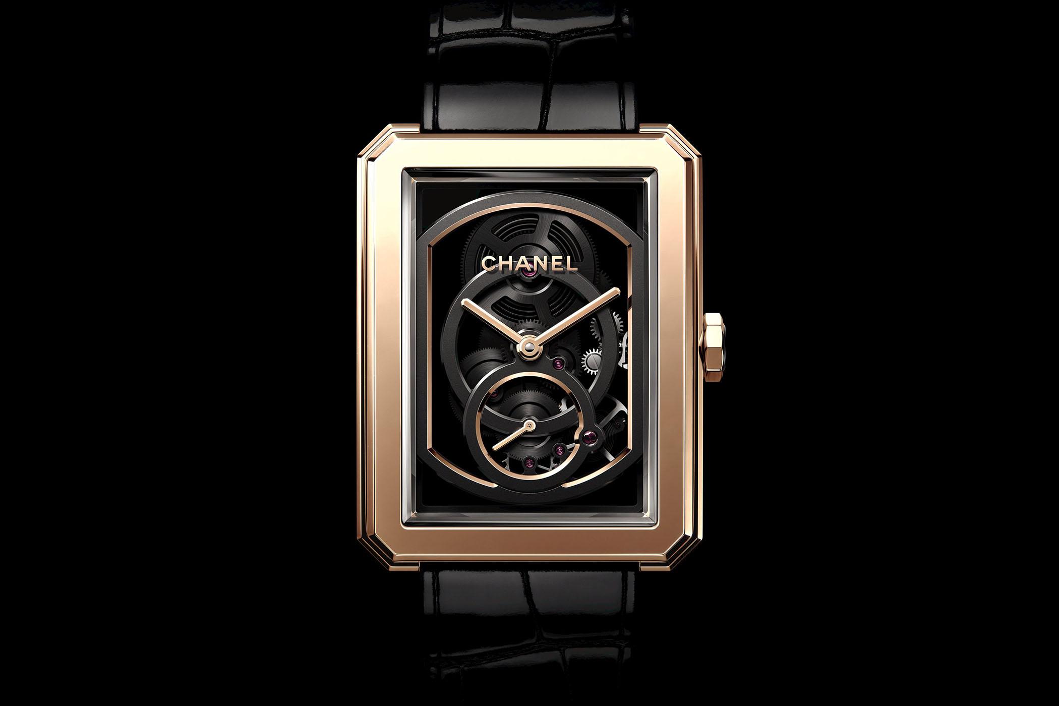 Chanel Boy-Friend Squelette - Baselworld 2018