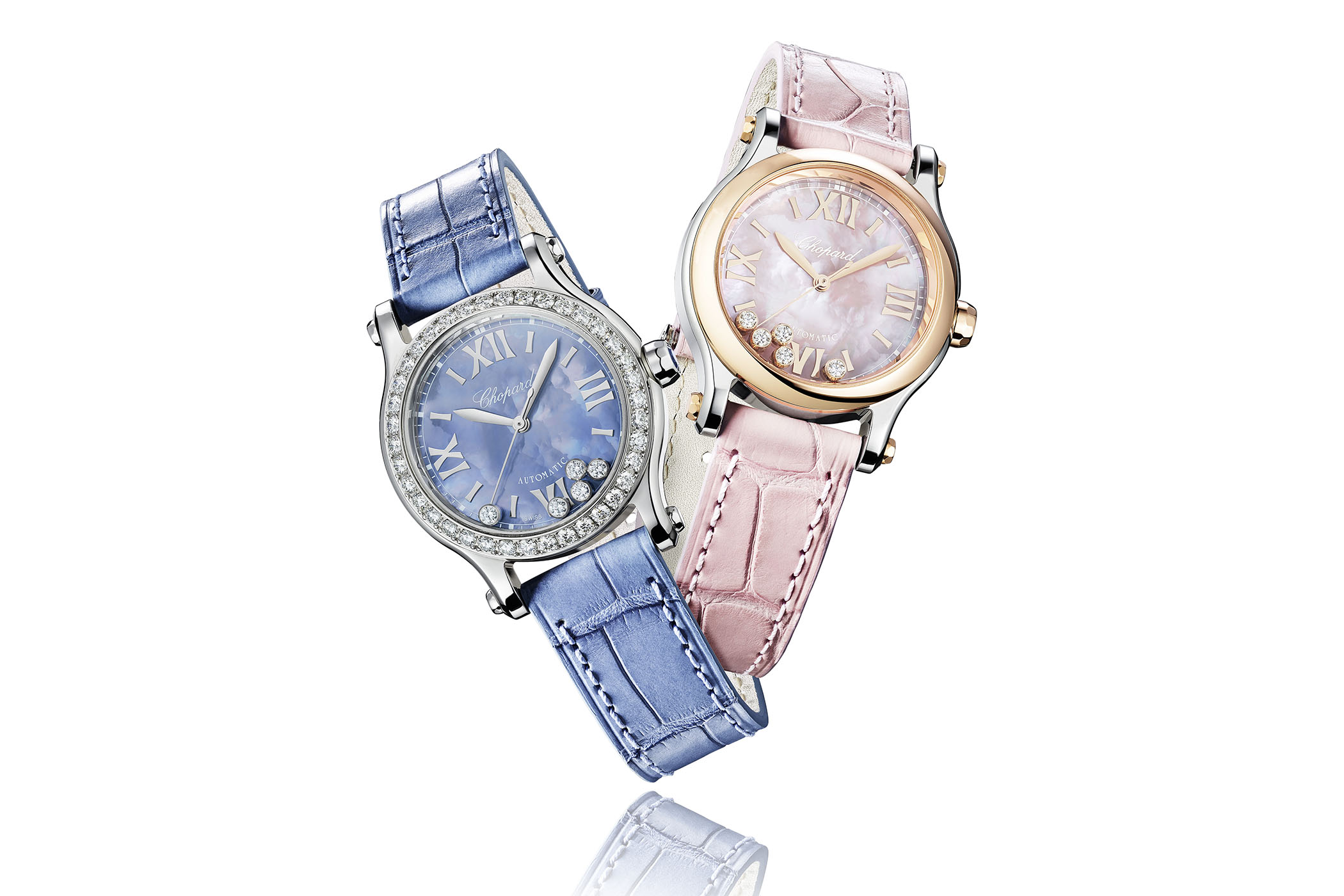 b30df3326b03f Chopard Happy Sport gets an In-House Automatic Movement for its 25th ...