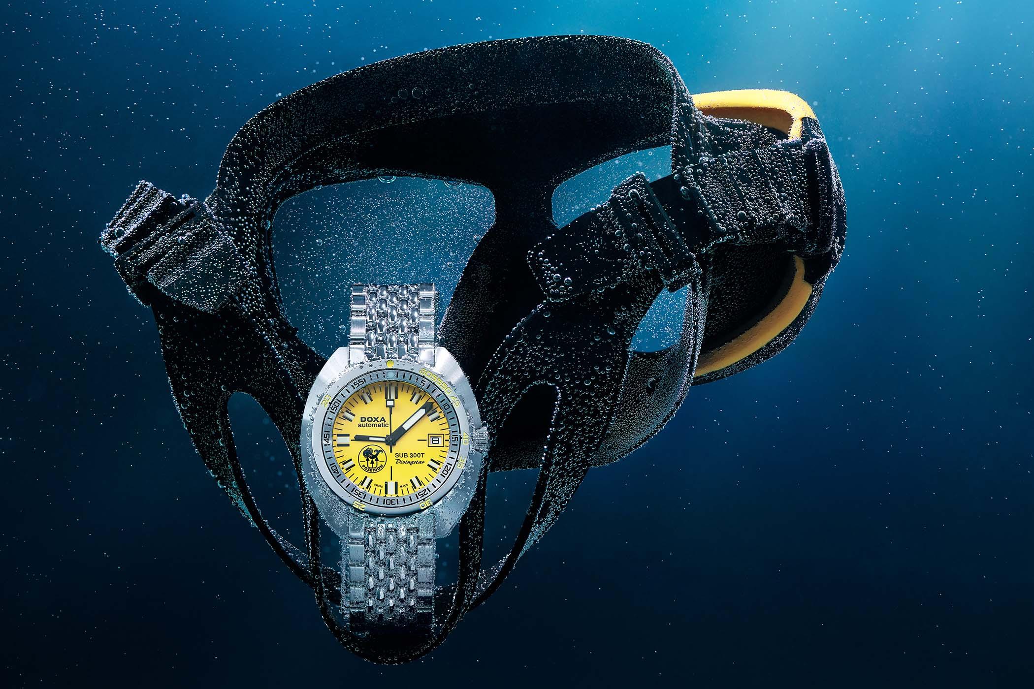 Doxa 300T Divingstar Poseidon Edition