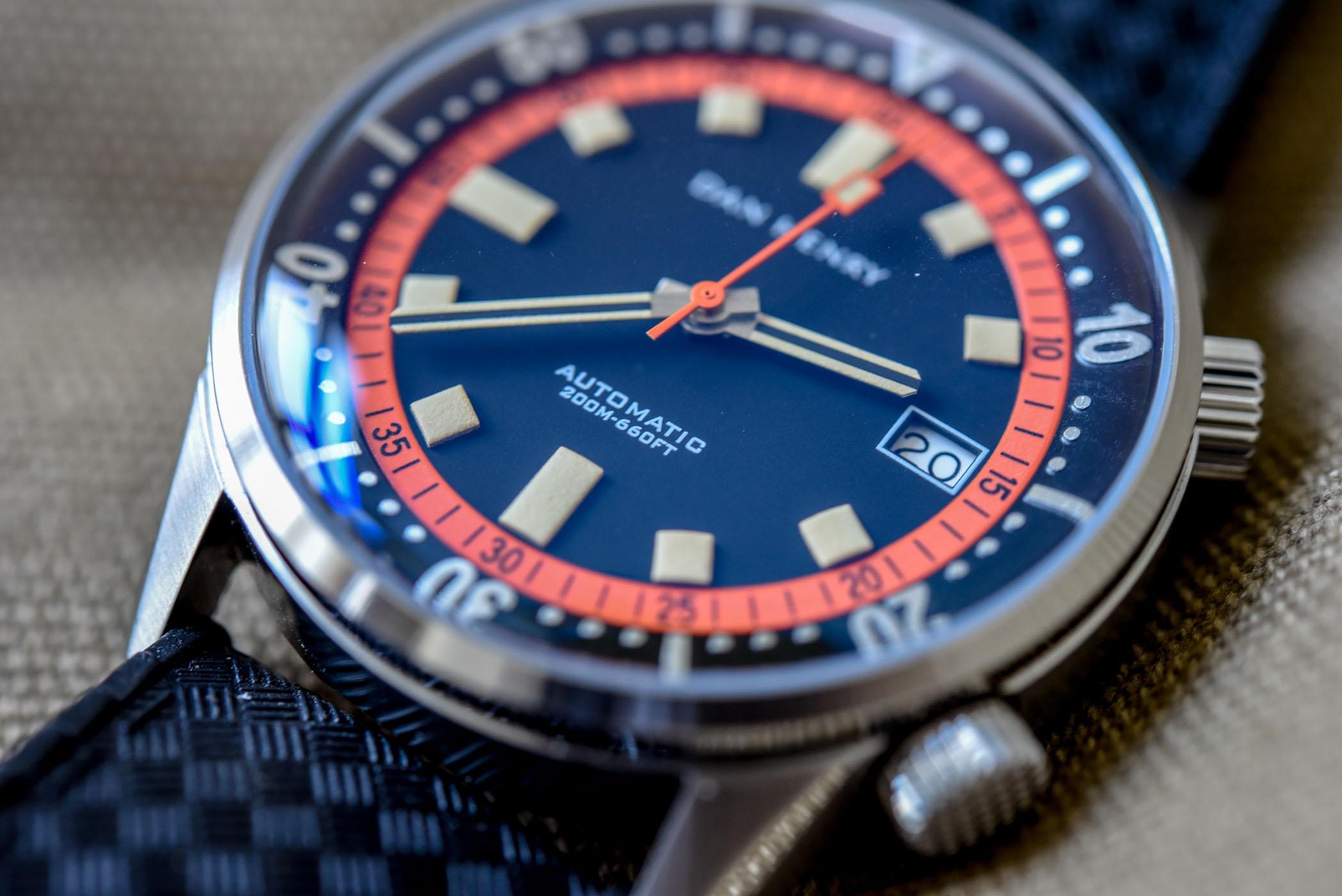 Dan Henry 1970 Automatic Diver-1221