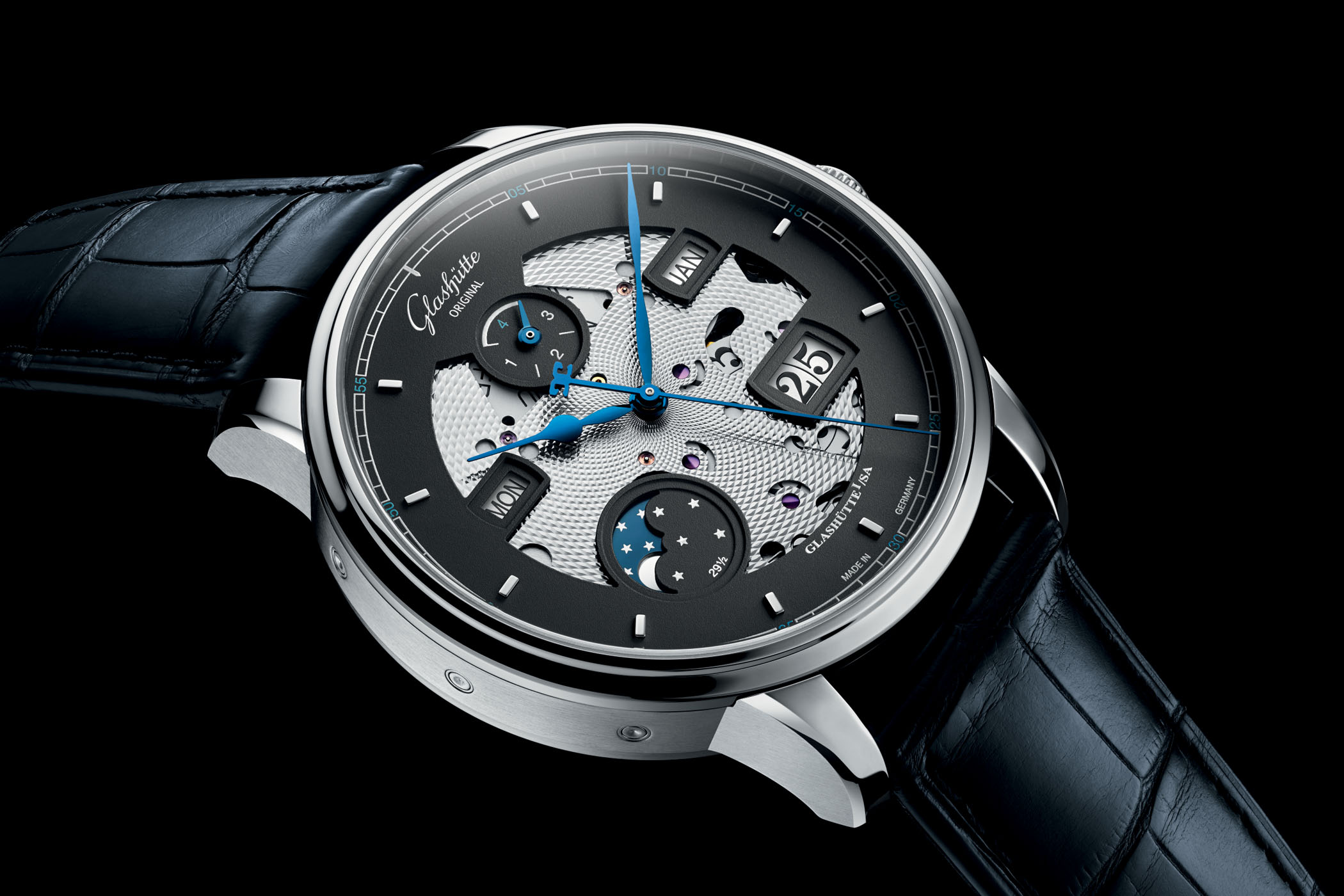 Glashutte Original Senator Excellence Perpetual Calendar Limited Edition - Baselworld 2018