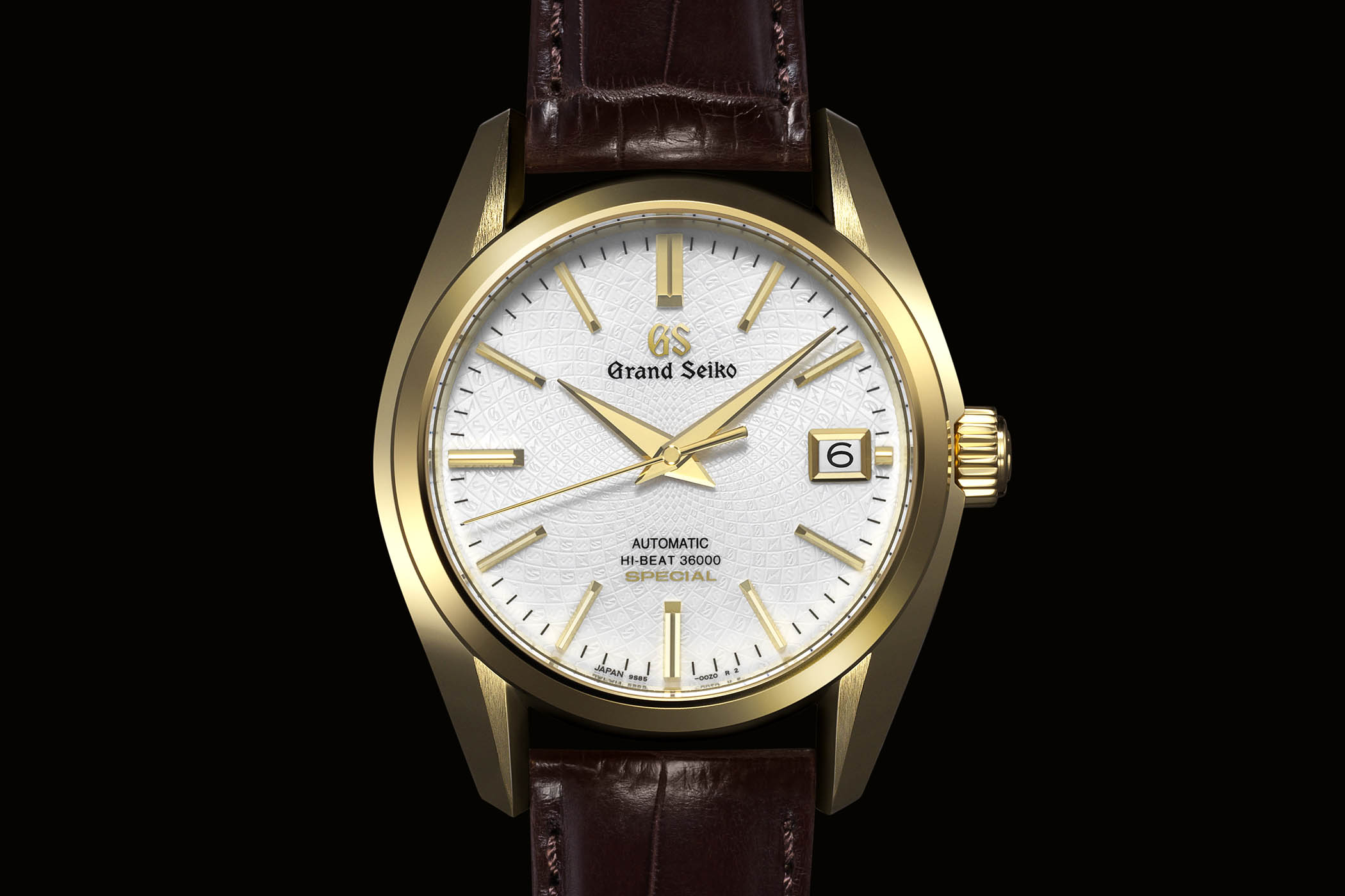 Grand Seiko Caliber 9S 20th Anniversary - Baselworld 2018 - SBGH266