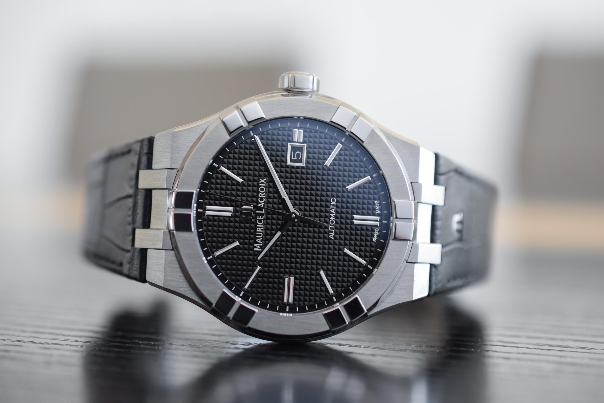 Maurice Lacroix Aikon Automatic chronograph - Baselworld 2018 - 12