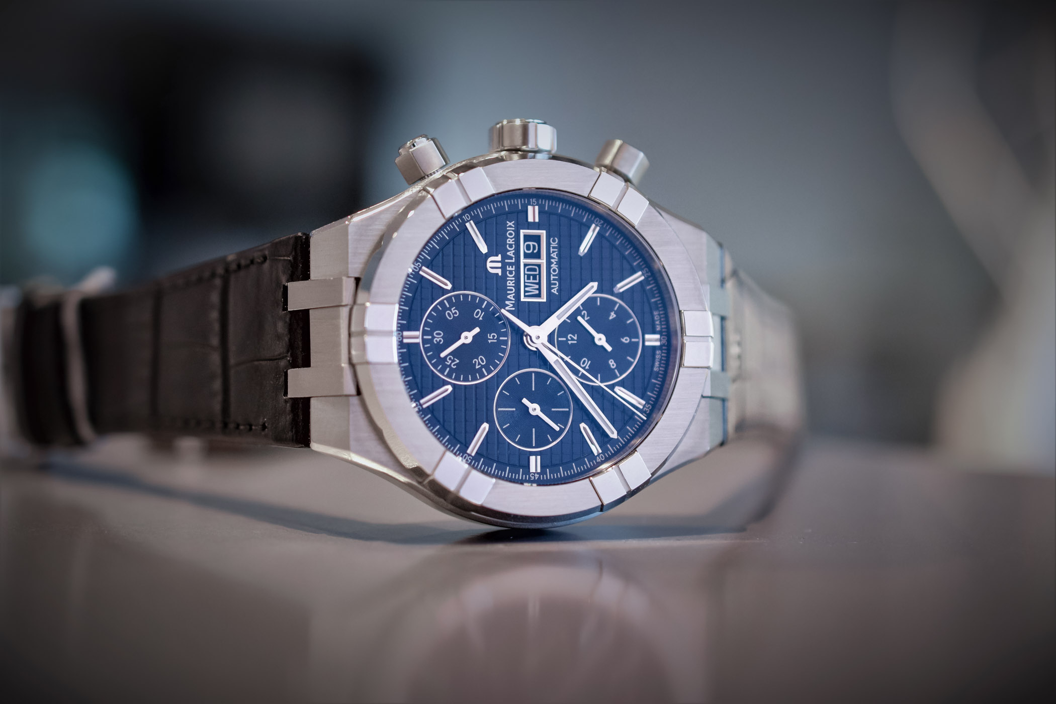 Maurice Lacroix Aikon Automatic chronograph - Baselworld 2018