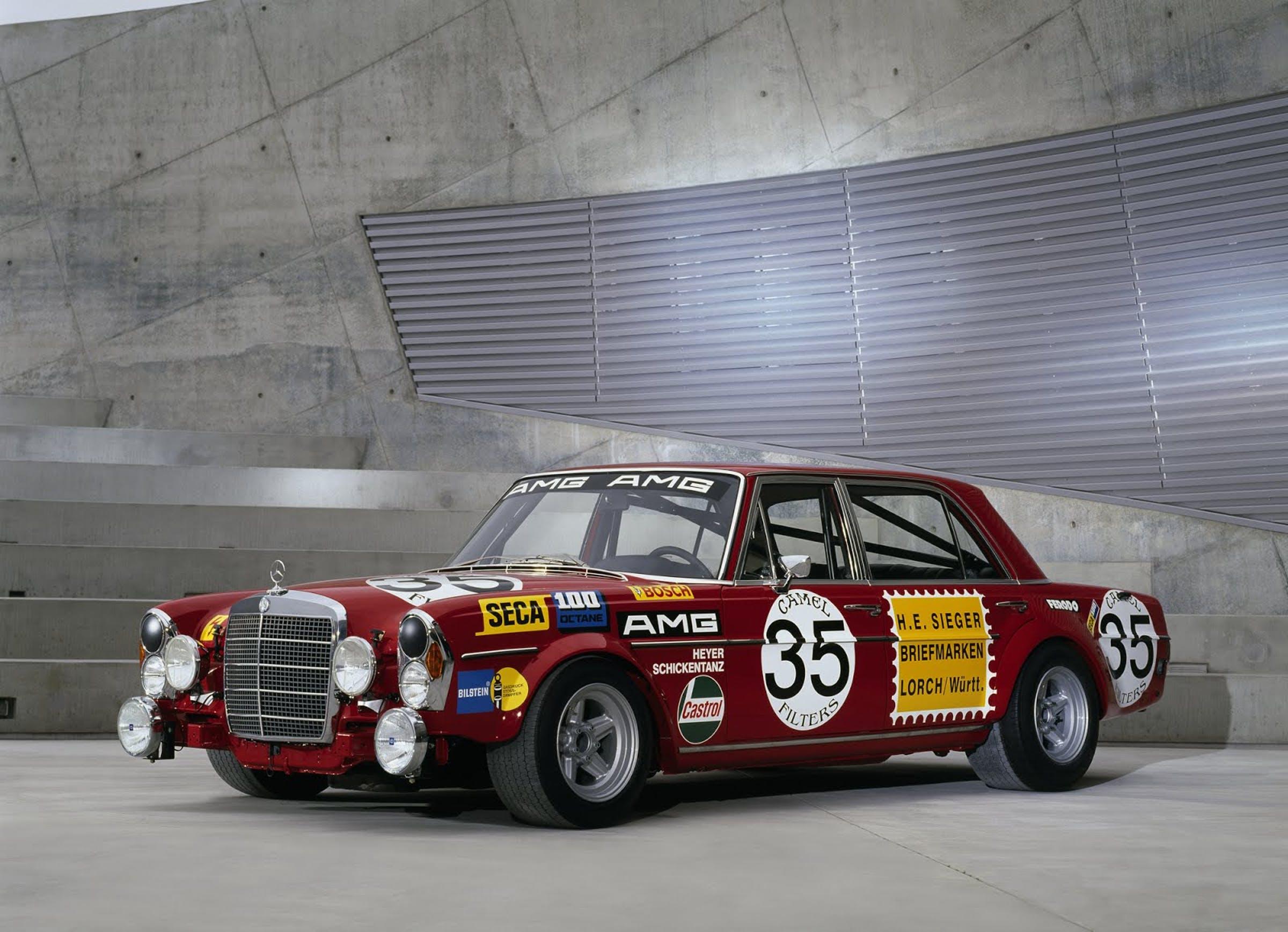 Mercedes 300 EL 6.8 AMG