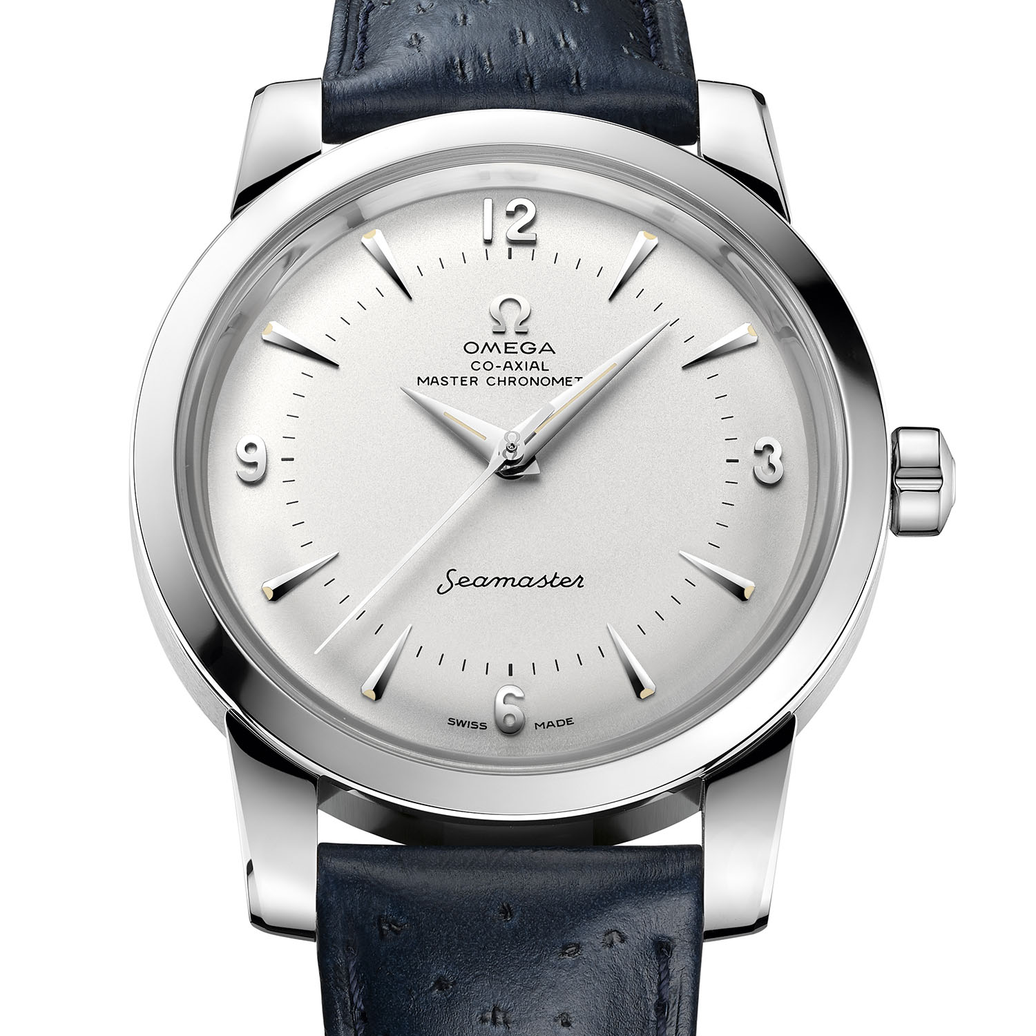 Omega Seamaster 1948 Limited Edition Central Second Baselworld 2018 - 511.13.38.20.02.001