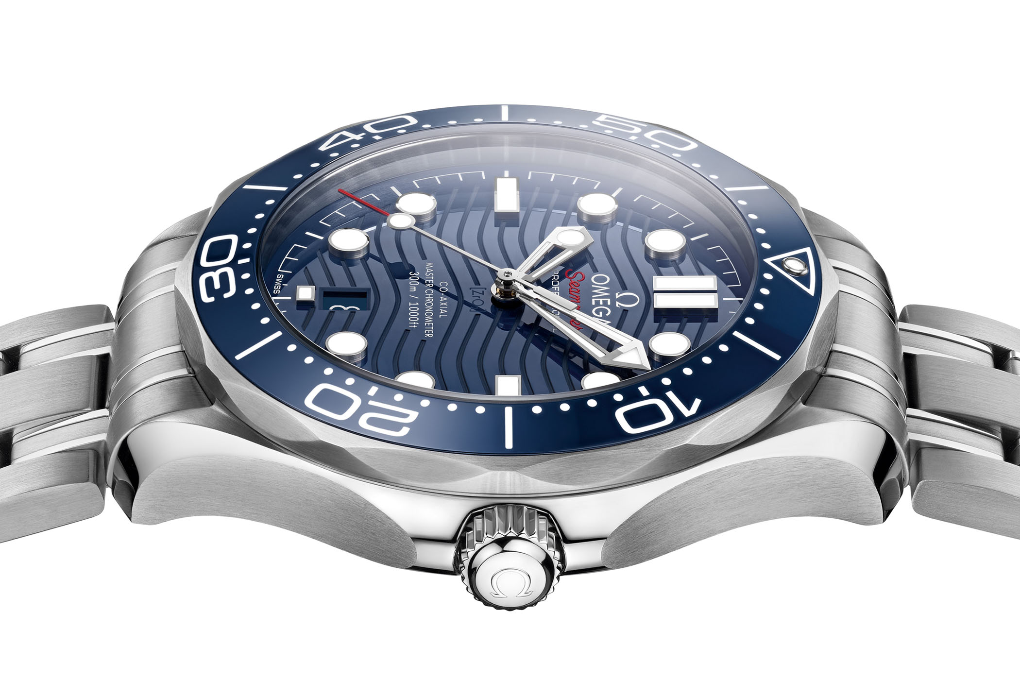 Omega Seamaster Diver 300M - Baselworld 2018