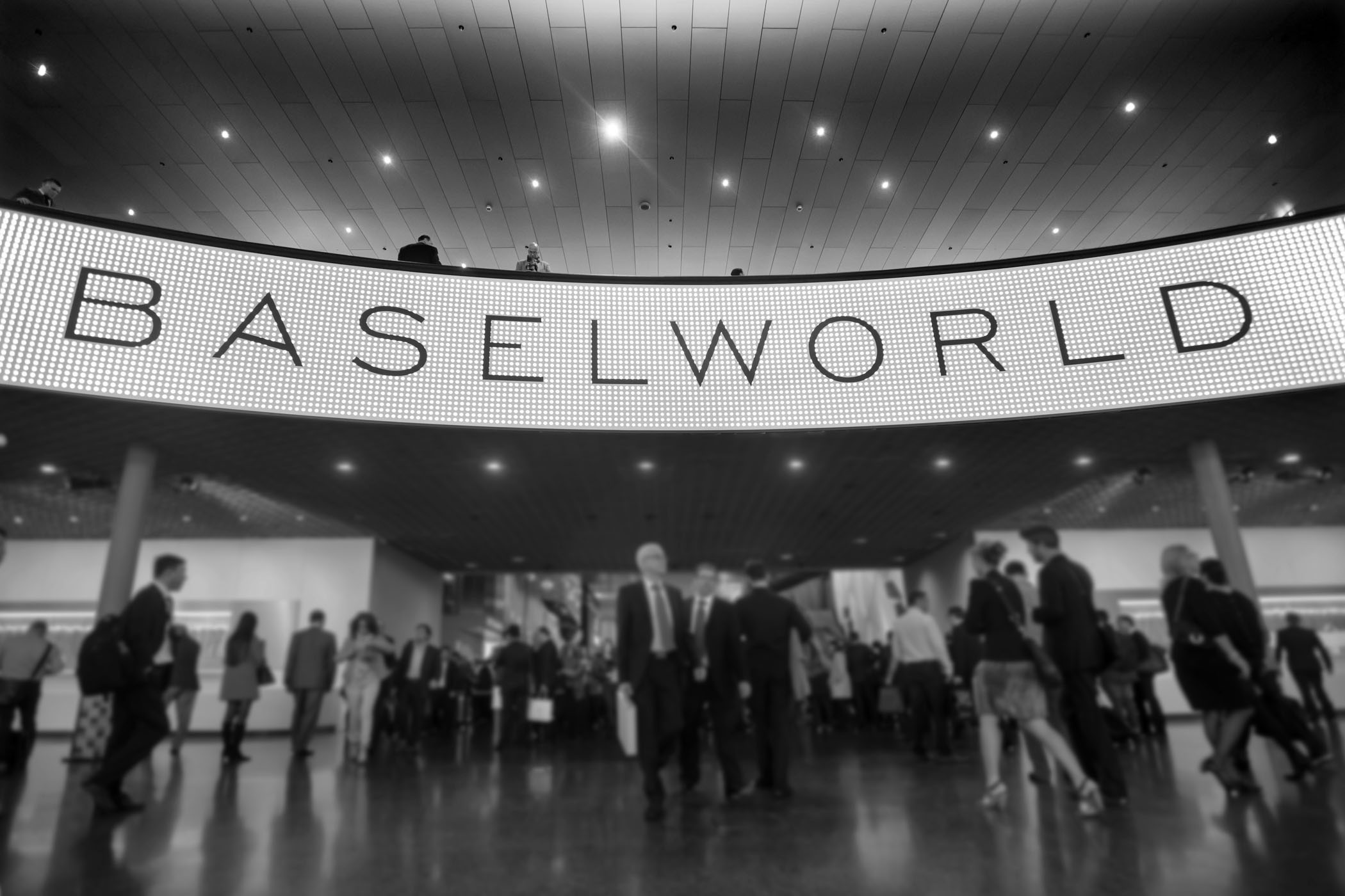 On the Road to Baselworld 2018
