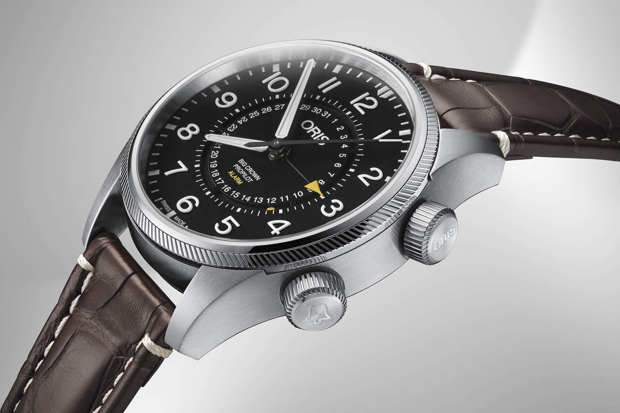 Oris Big Crown ProPilot Alarm Limited Edition - Baselworld 2018