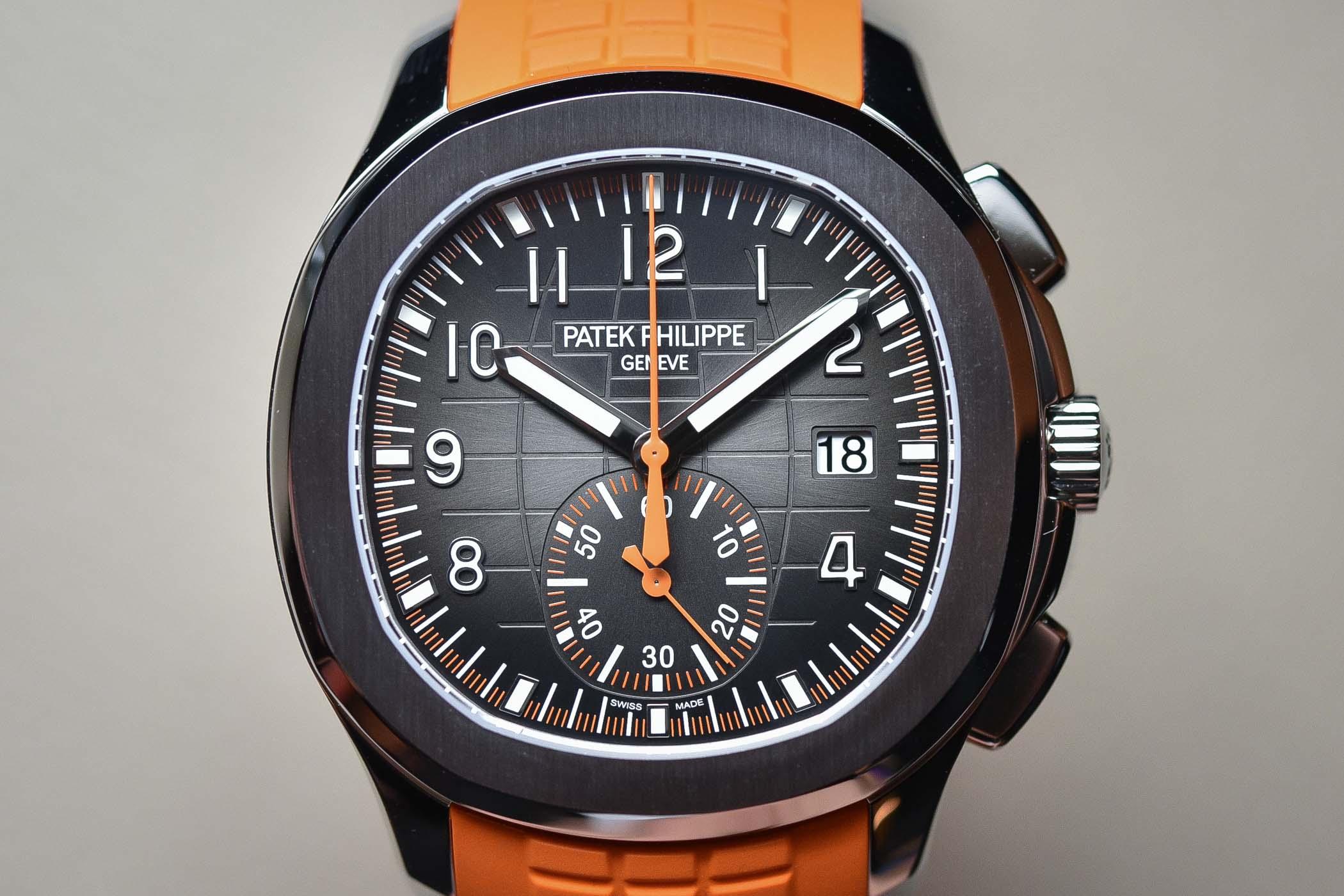Patek Philippe Aquanaut Chronograph 5968A