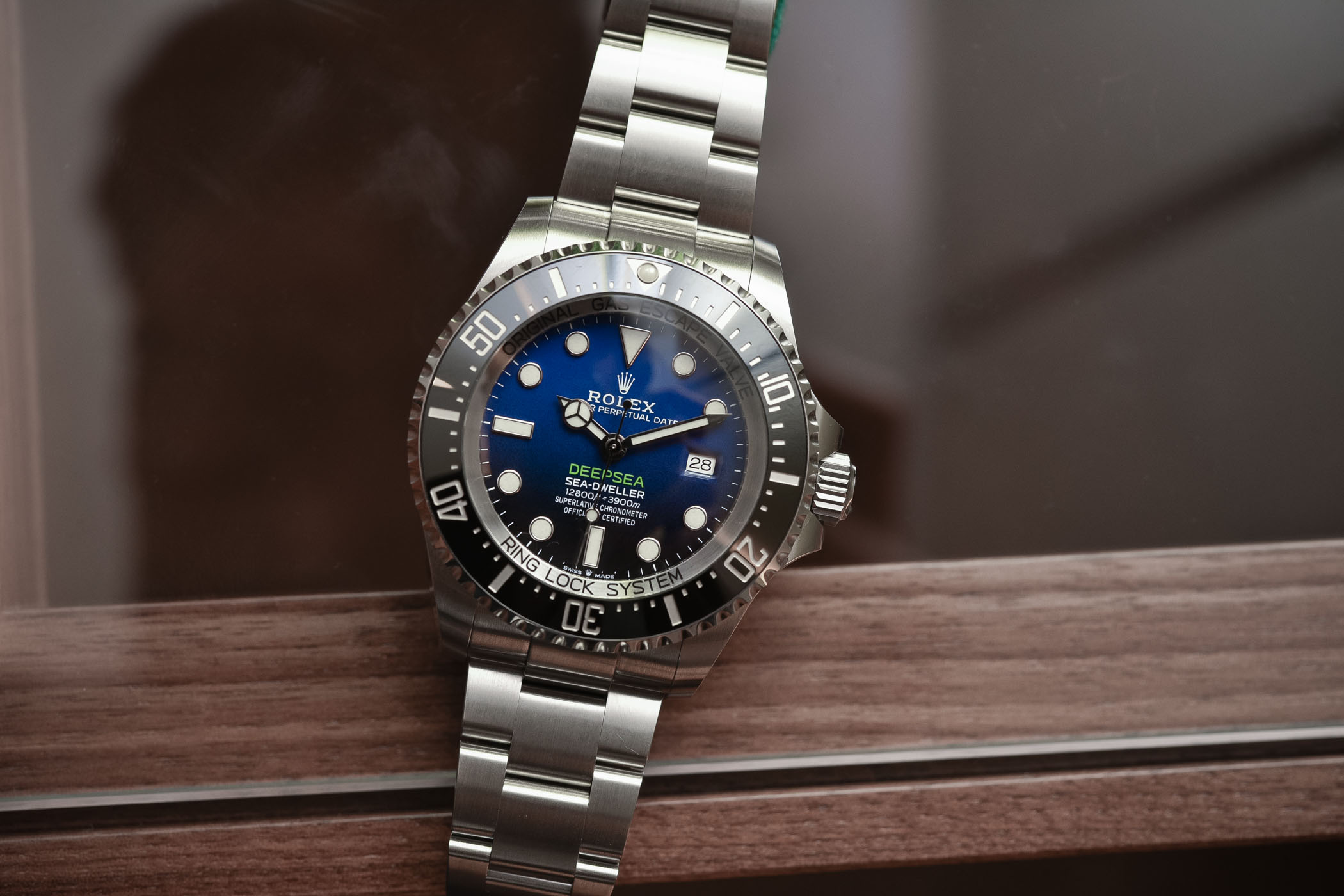 Hands On Rolex Deepsea Ref 126660 Baselworld 2018