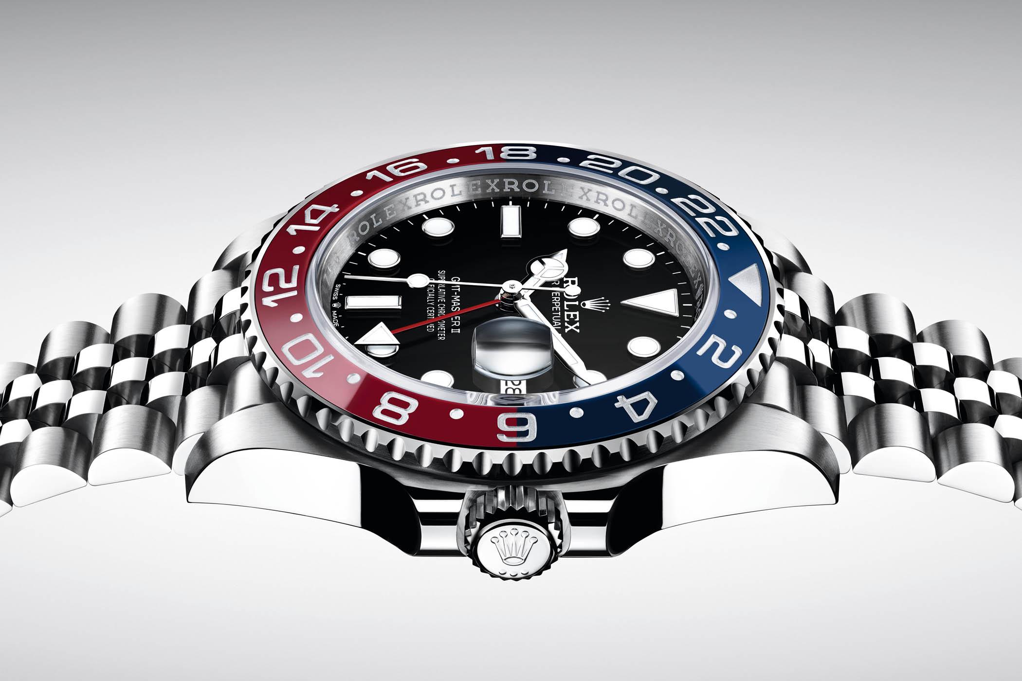 Rolex GMT Master II Pepsi 126710 BLRO Steel Jubilee Calibre 3285 - Baselworld 2018