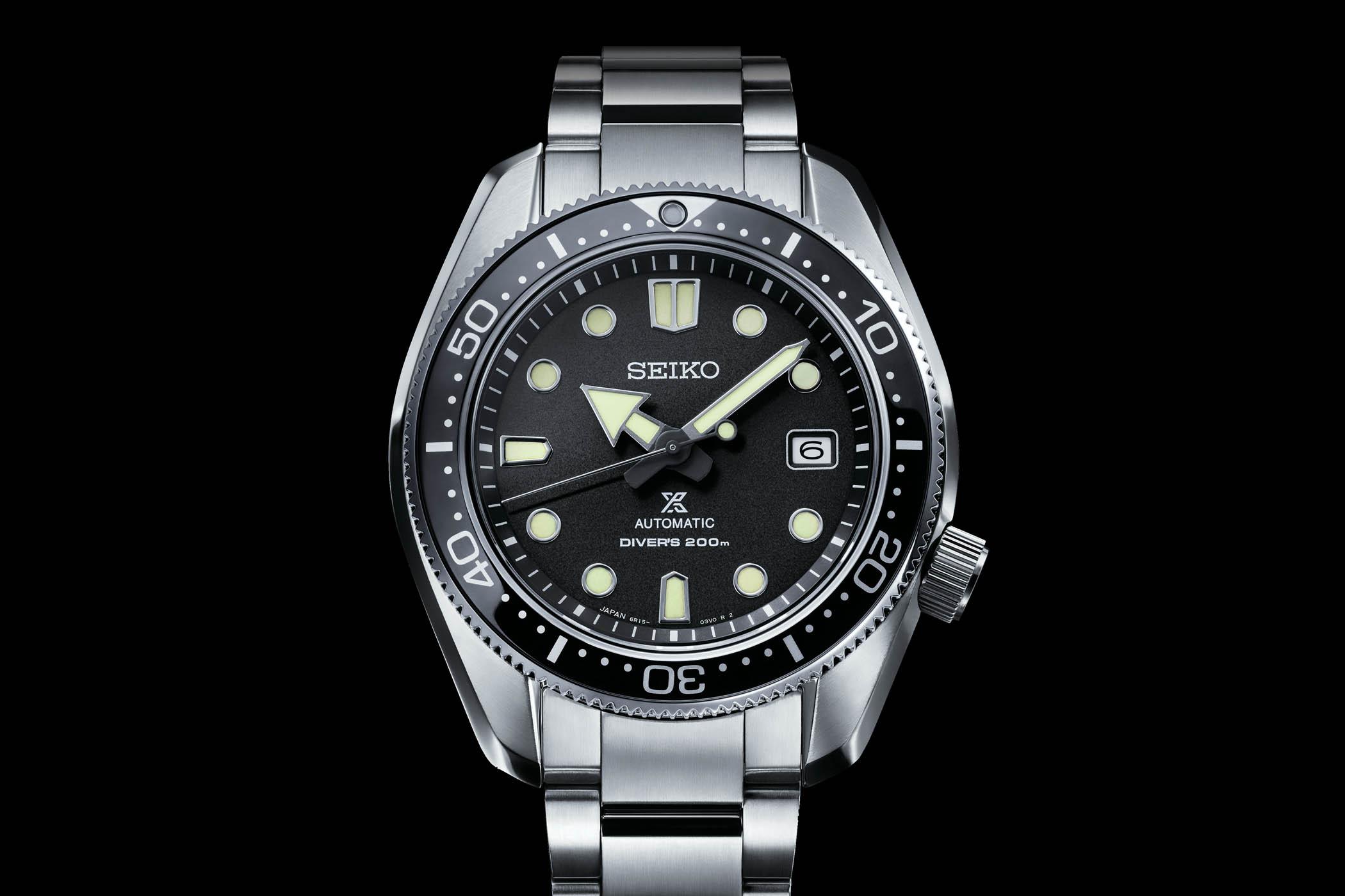Seiko Prospex Diver 200m SPB077 SPB079 - Re-creation 1968 diver - Baselworld 2018